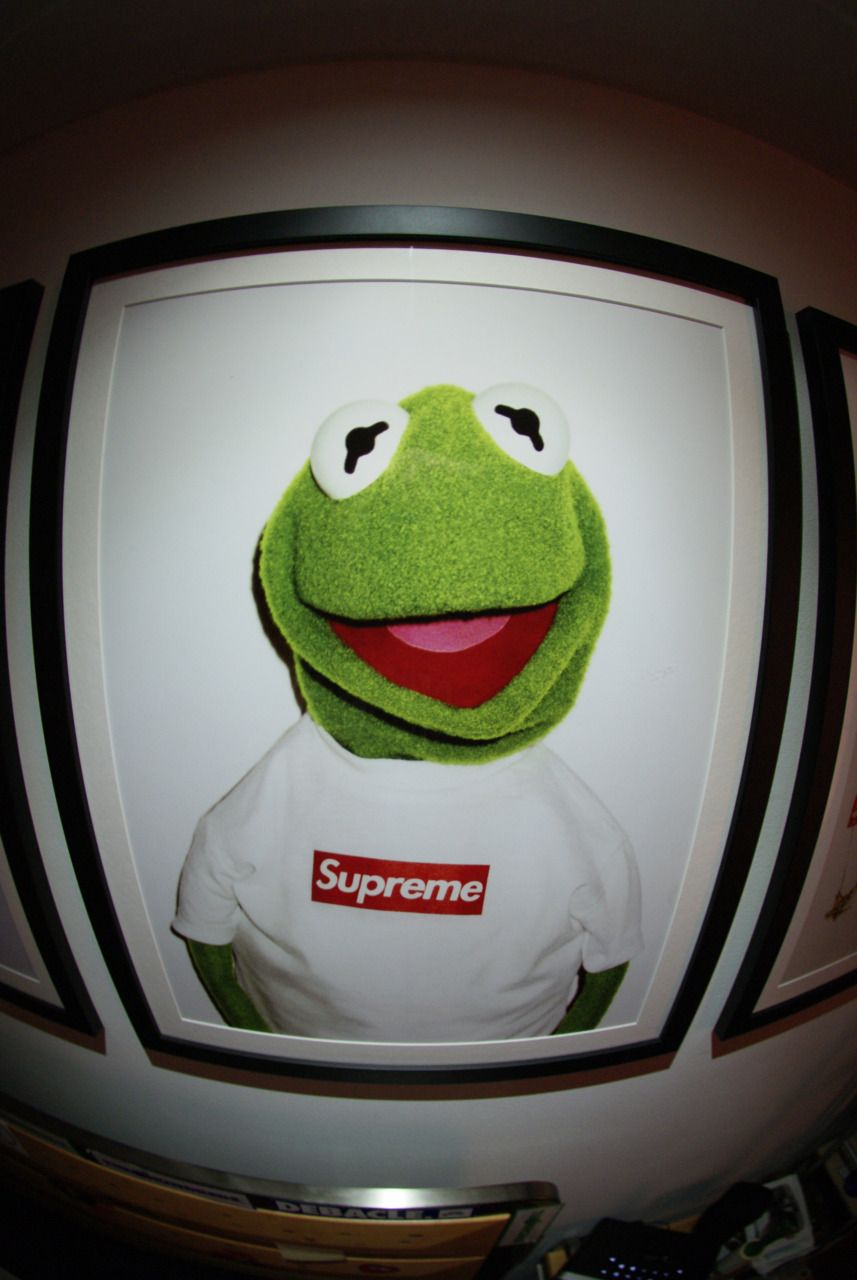 Supreme Kermit The Frog Wallpapers - Top Free Supreme Kermit The