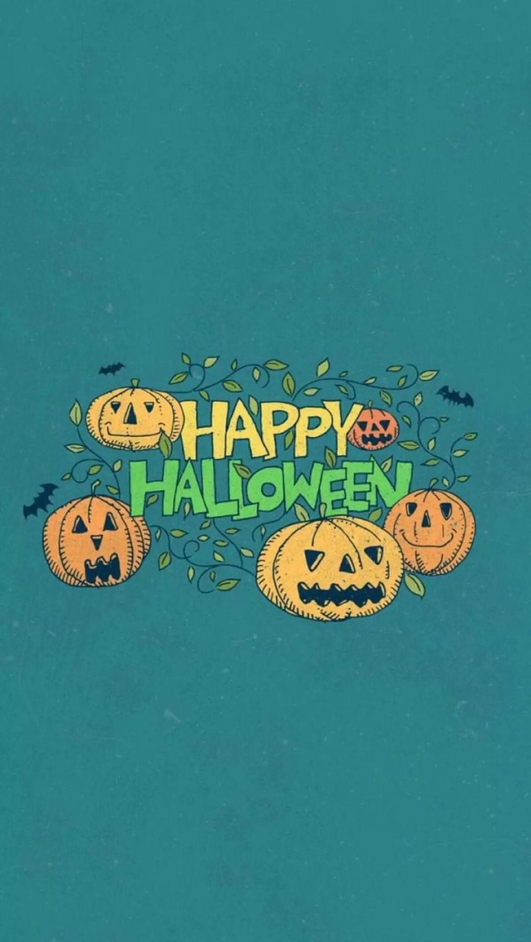 Happy Halloween Iphone Wallpapers Top Free Happy Halloween