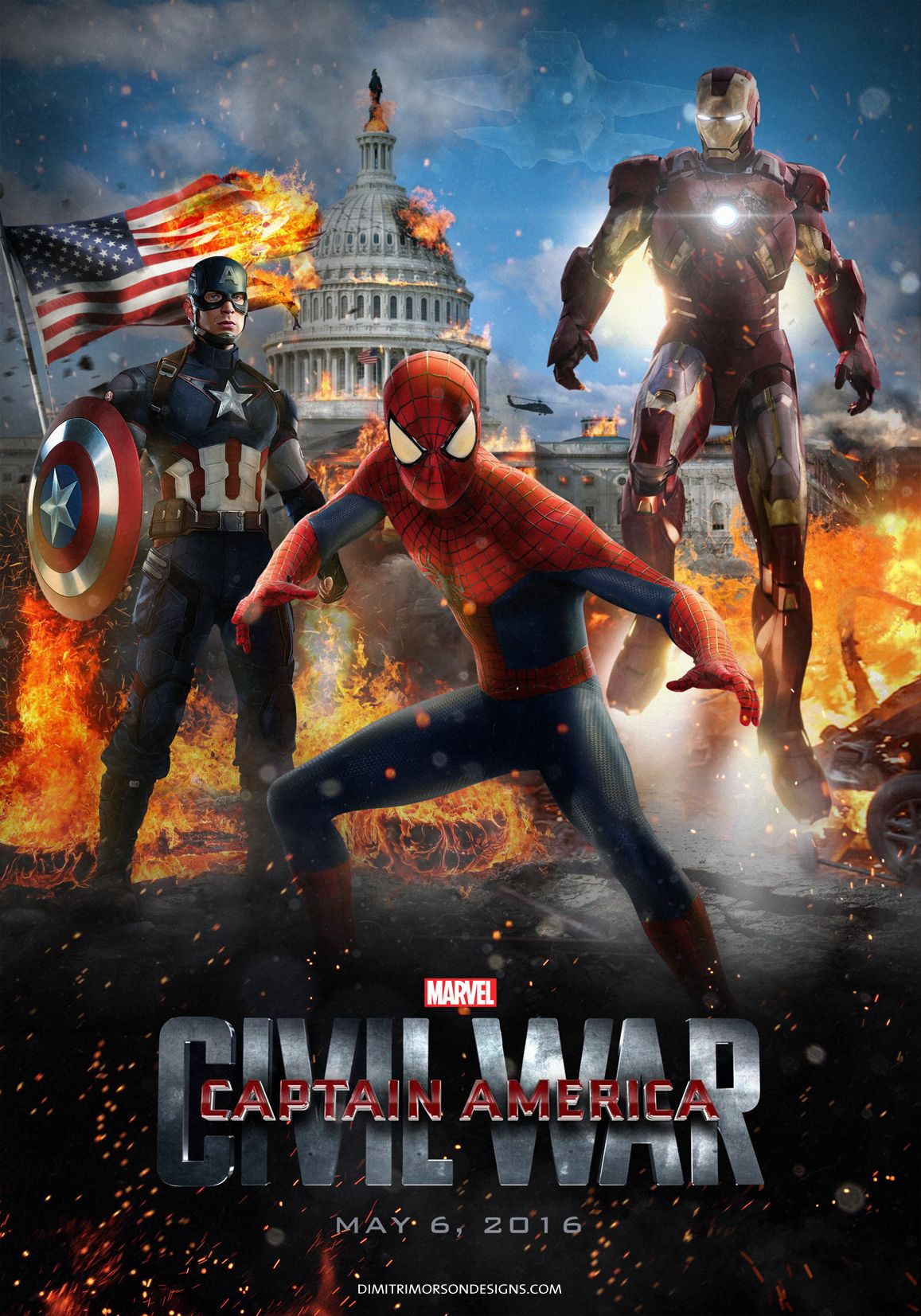 "6000x2500 The Amazing Spider-man movie illustration HD wallpaper | Wallpaper Flare"">"