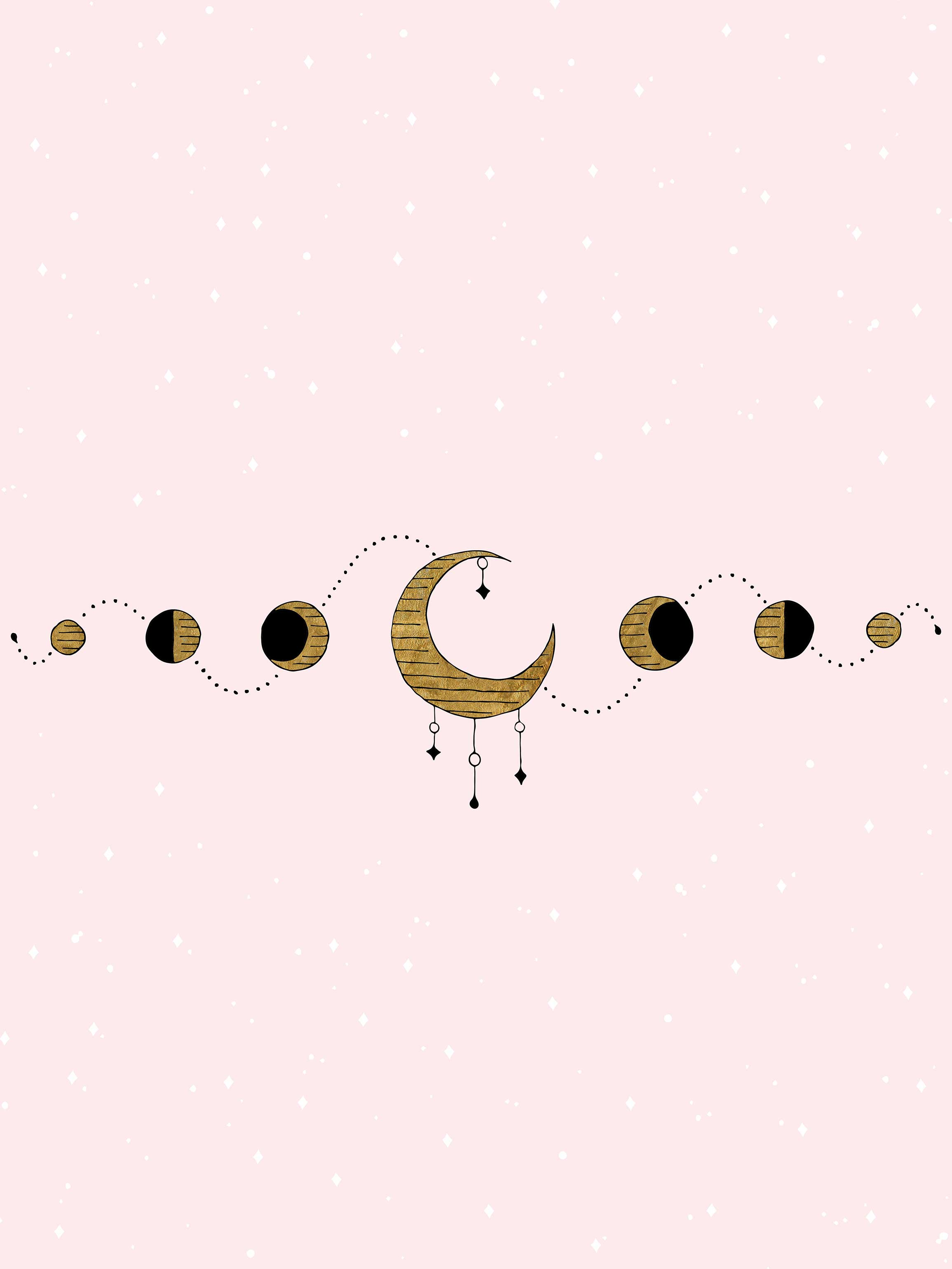 Moon Phase Wallpapers   Top Free Moon Phase Backgrounds ...