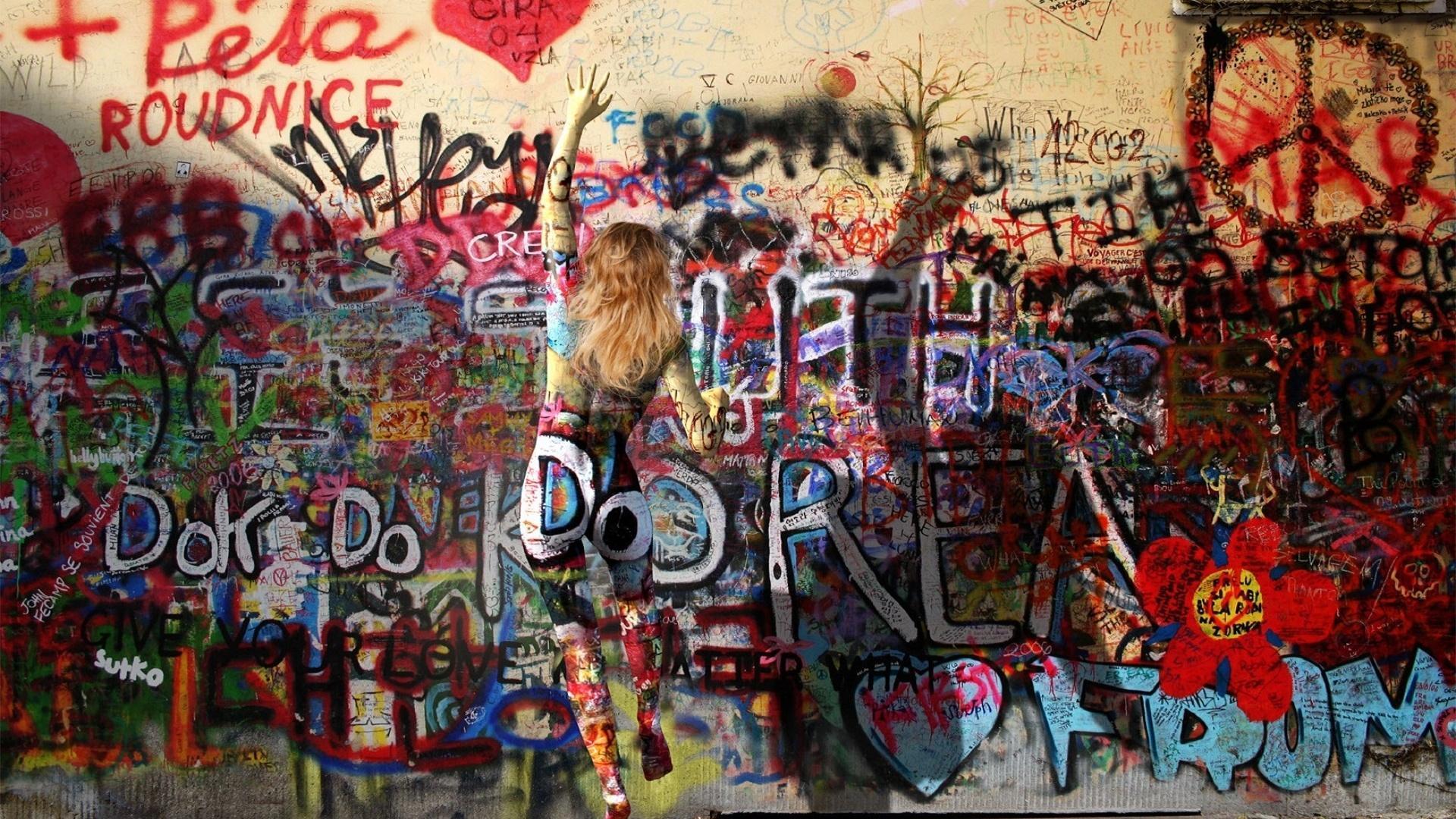 33 best free modern street art wallpapers - wallpaperaccess