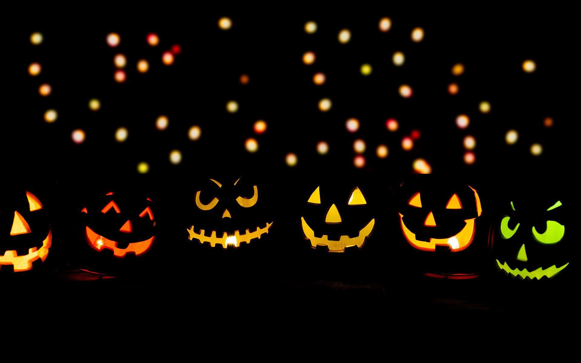 Halloween Laptop Wallpapers Top Free Halloween Laptop Backgrounds Wallpaperaccess