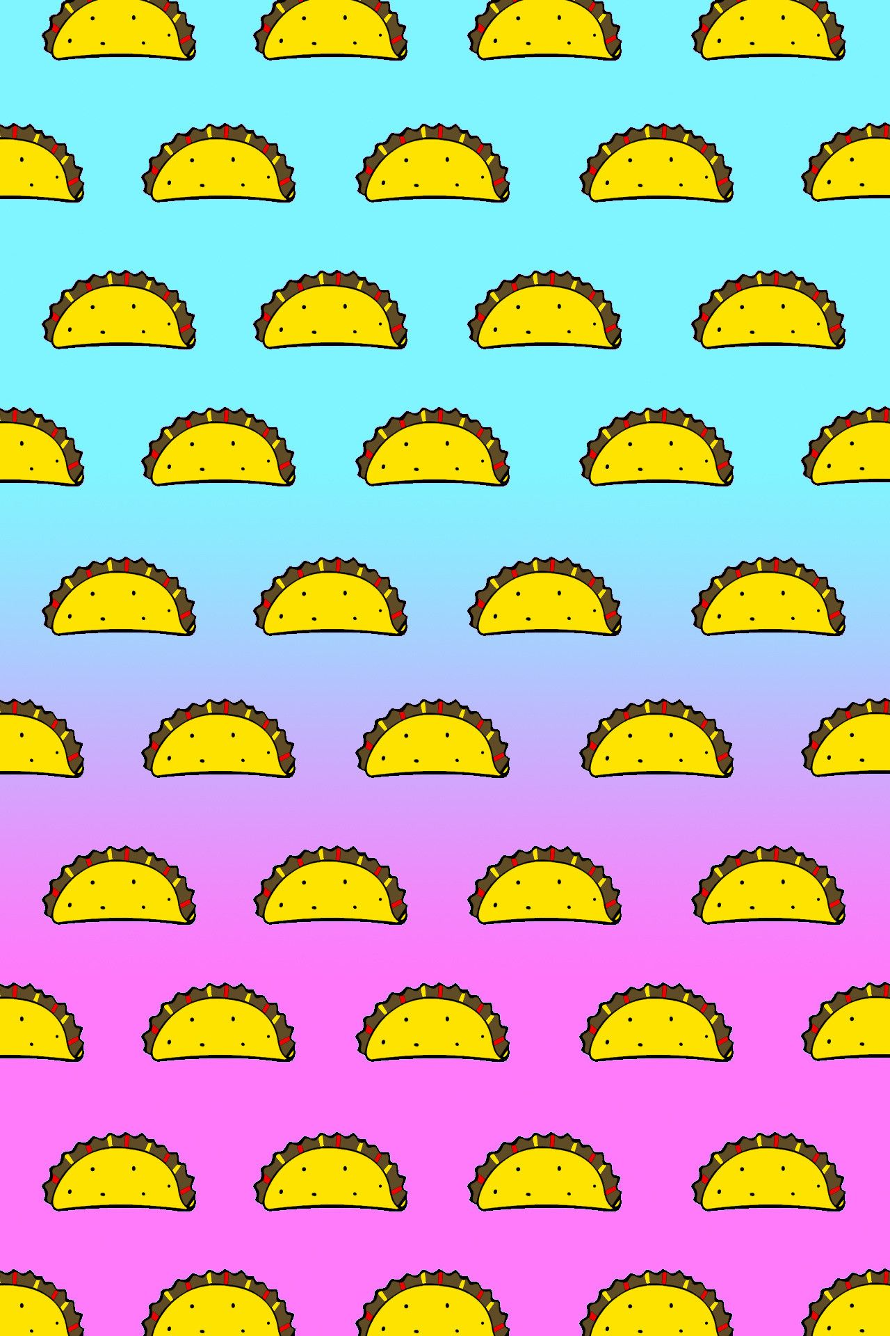 Kawaii Taco Wallpapers Top Free Kawaii Taco Backgrounds Wallpaperaccess