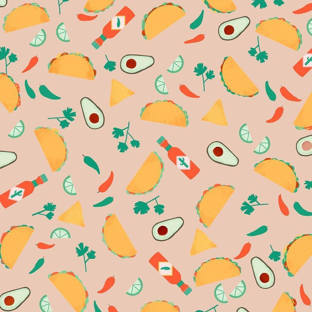 Kawaii Taco Wallpapers - Top Free
