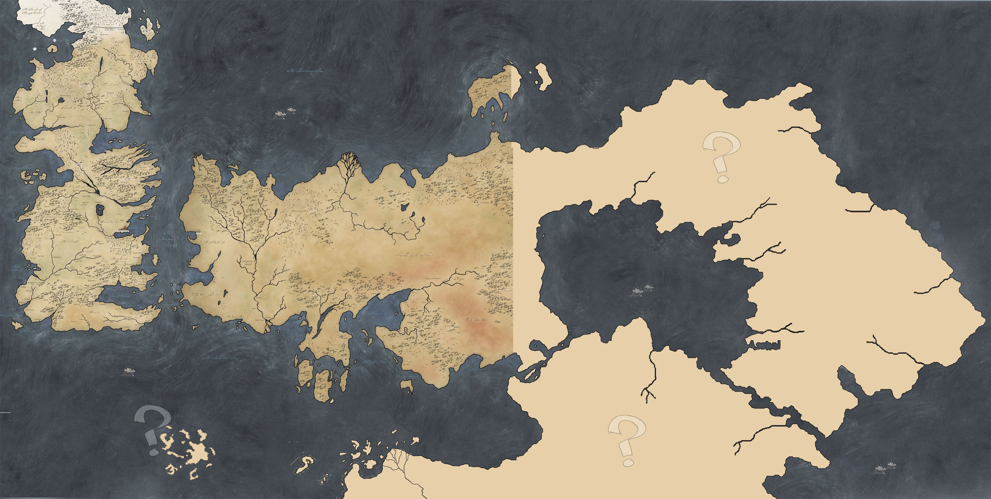 Westeros Karte Hd.Game Of Thrones Map Wallpapers Top Free Game Of Thrones