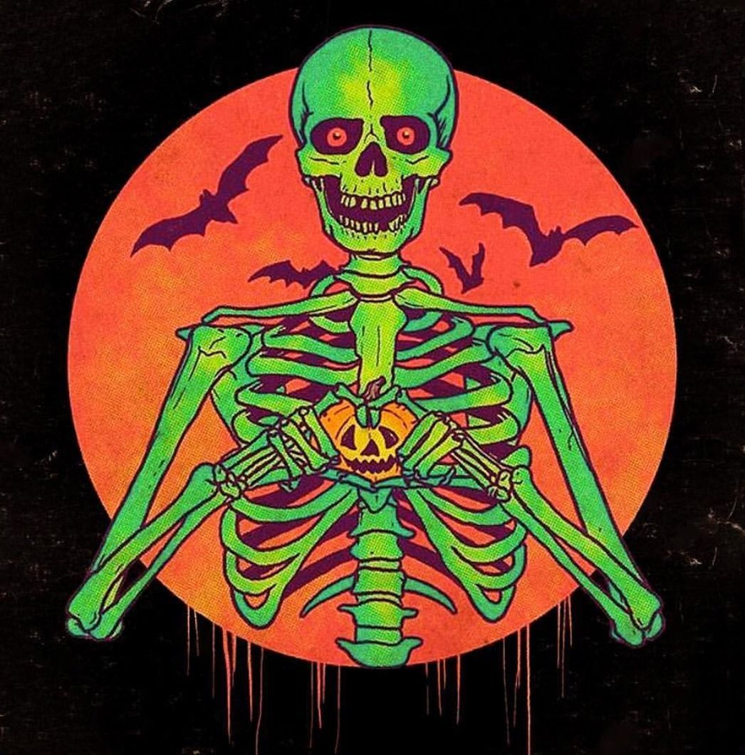 Skeleton Aesthetic Wallpapers - Top Free Skeleton ...