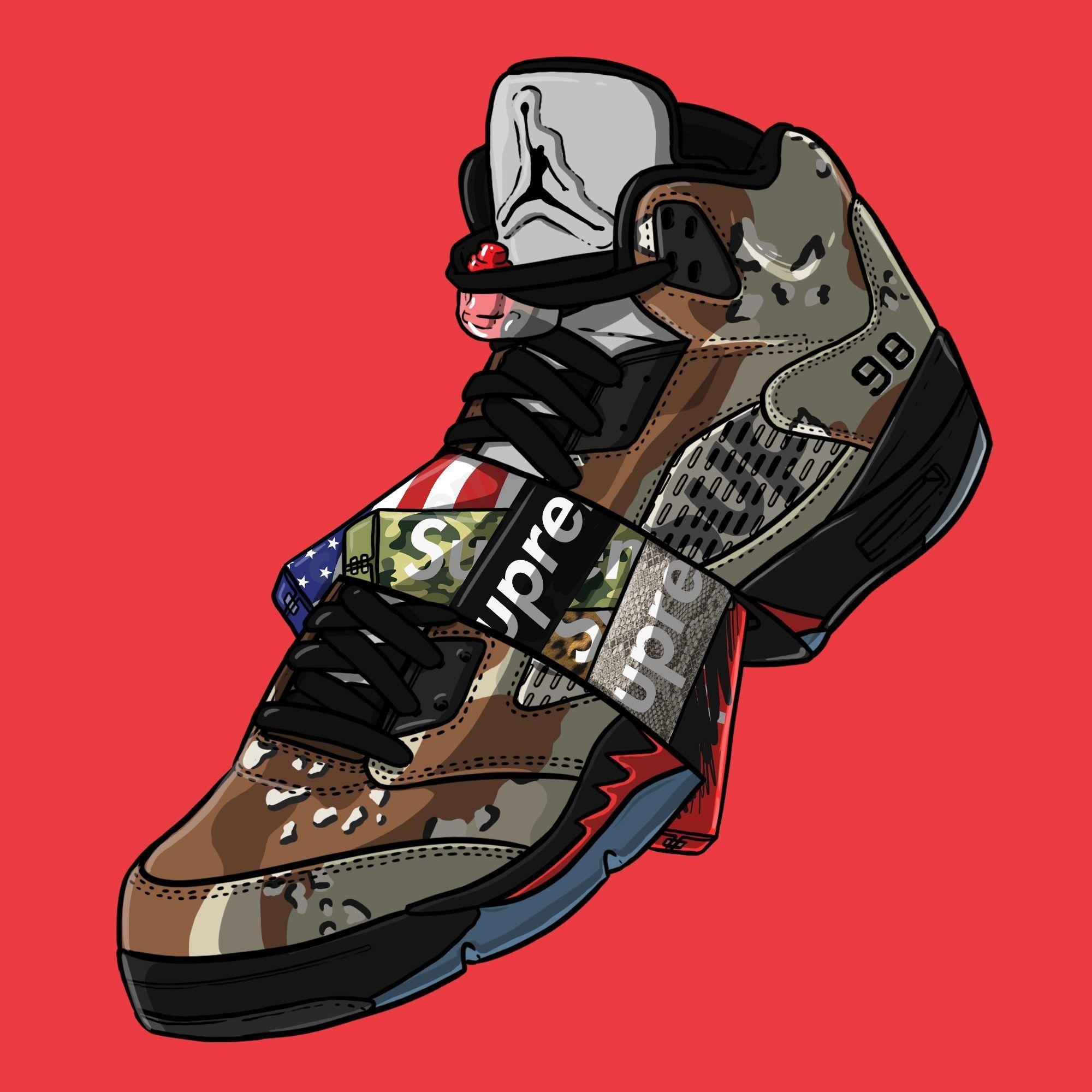 Sneaker Wallpapers - Top Free Sneaker