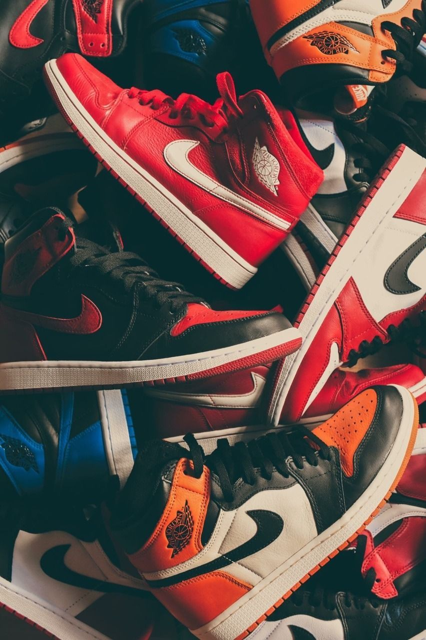 Sneaker iPhone Wallpapers - Top Free