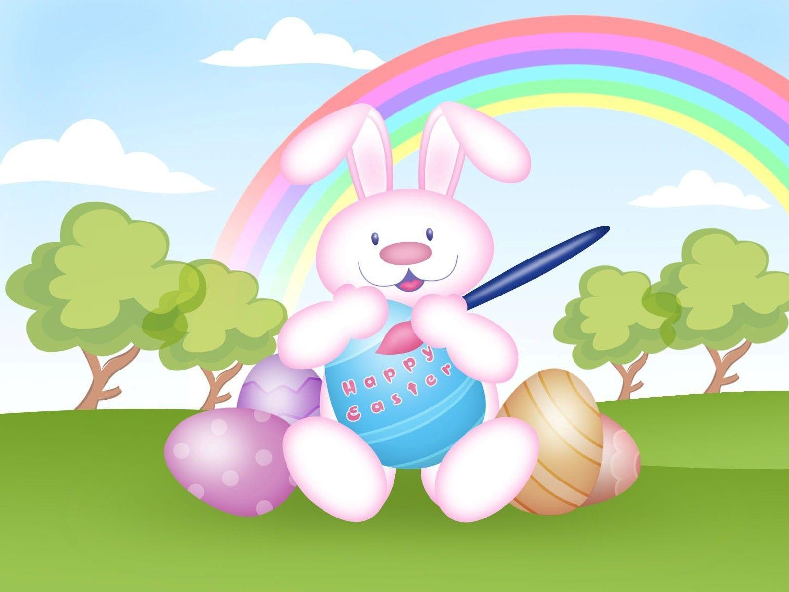 Cartoon Easter Wallpapers Top Free Cartoon Easter