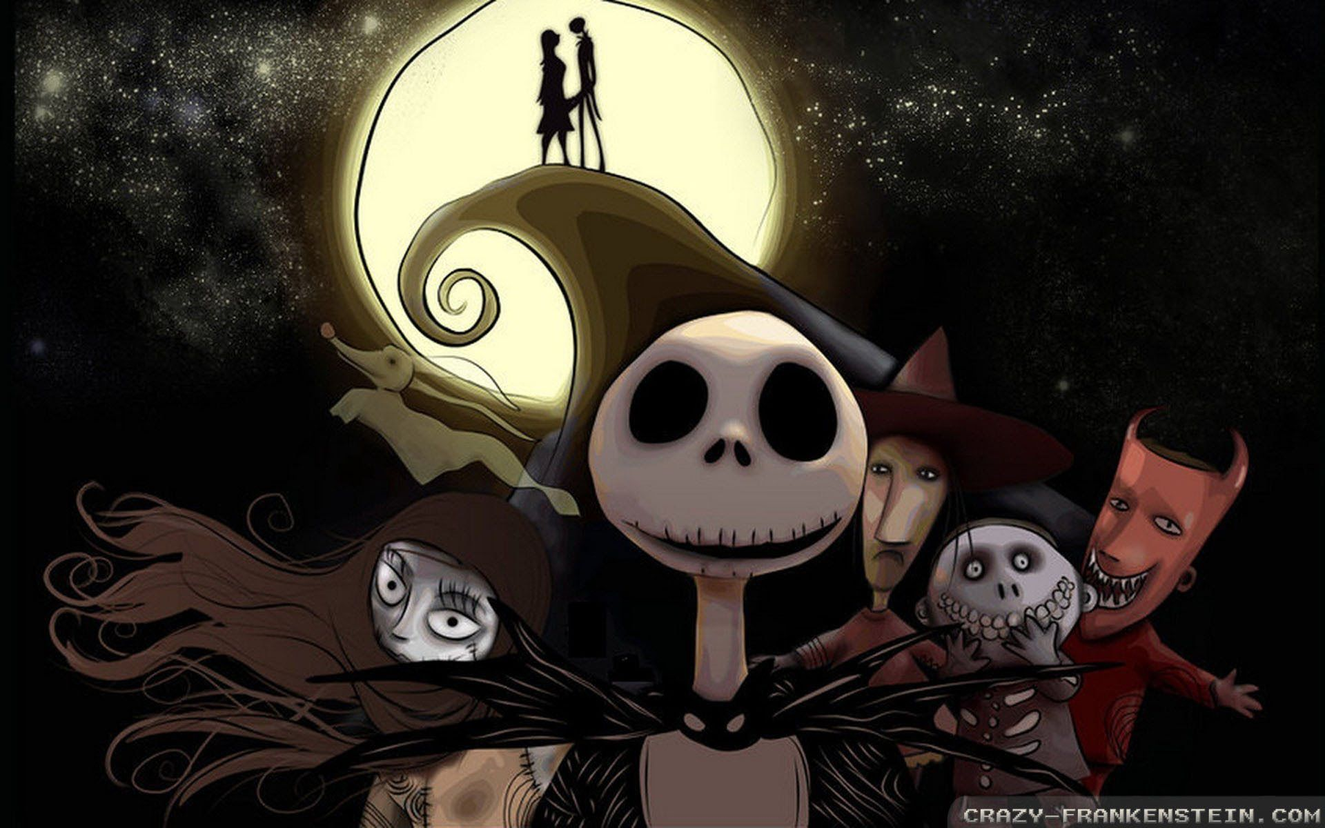 Jack Skellington Halloween Wallpapers Top Free Jack Skellington Halloween Backgrounds Wallpaperaccess