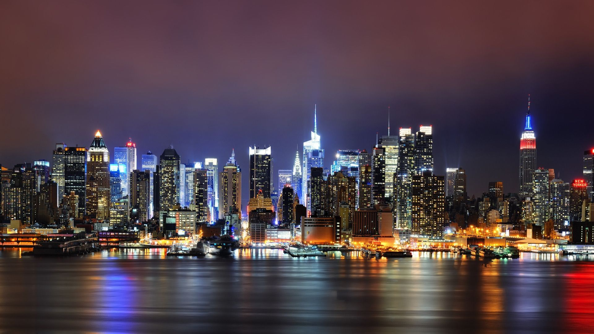 New York HD Wallpapers - Top Free New York HD Backgrounds ...