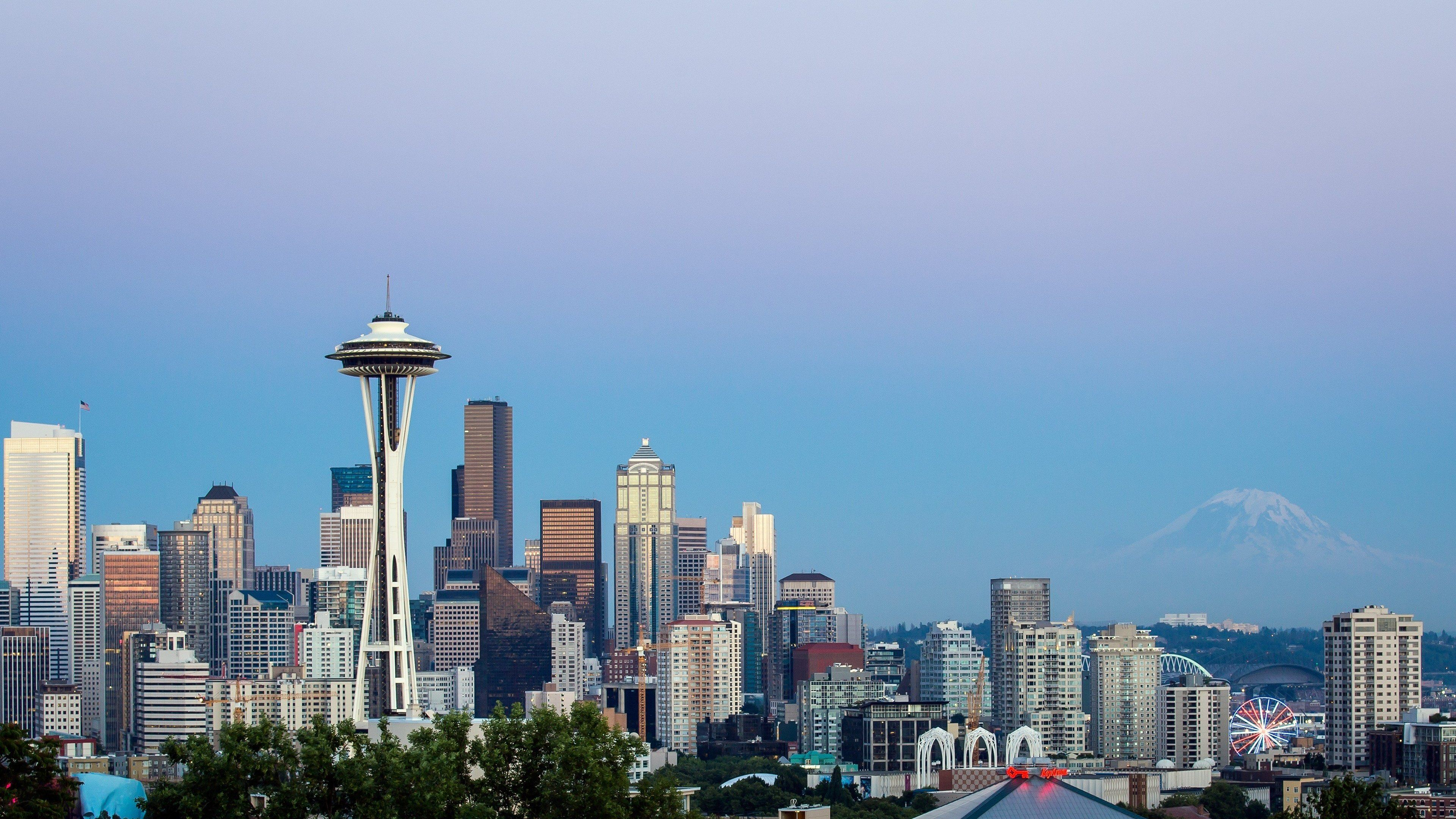 Seattle Wallpapers Top Free Seattle Backgrounds Wallpaperaccess