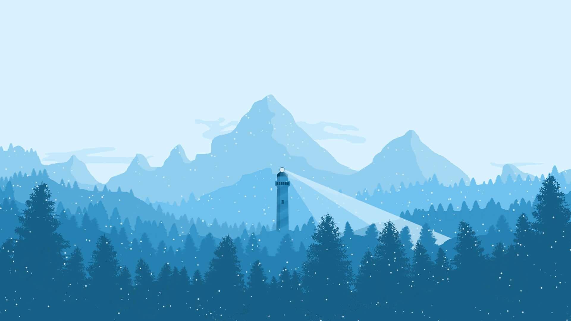 Snow Minimalist Wallpapers - Top Free ...