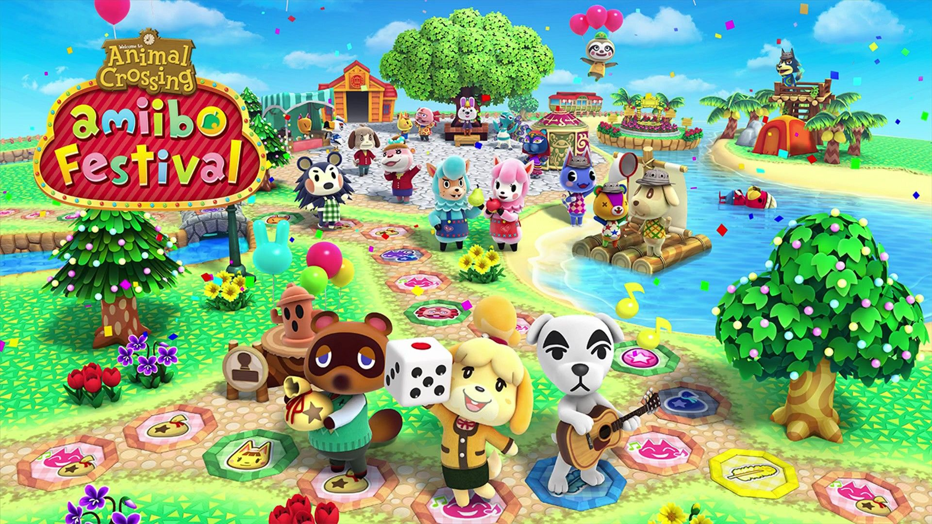 aesthetic animal crossing new horizons desktop wallpaper
