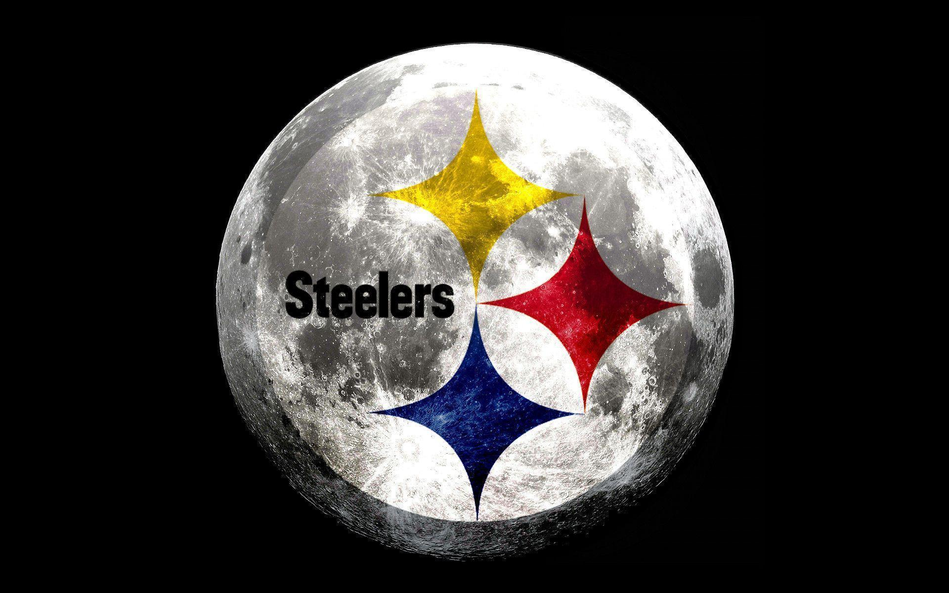 Steelers Logo Wallpapers Top Free Steelers Logo Backgrounds Wallpaperaccess