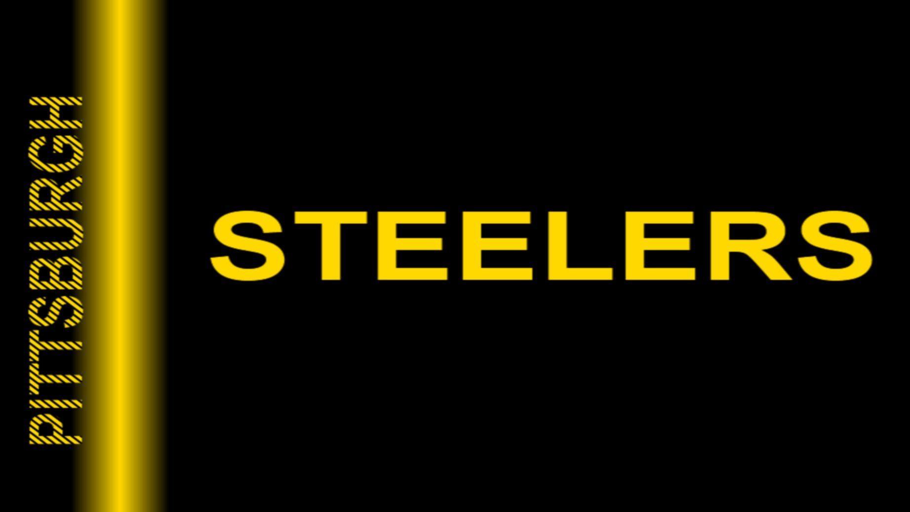 Steelers Logo Wallpapers Top Free Steelers Logo