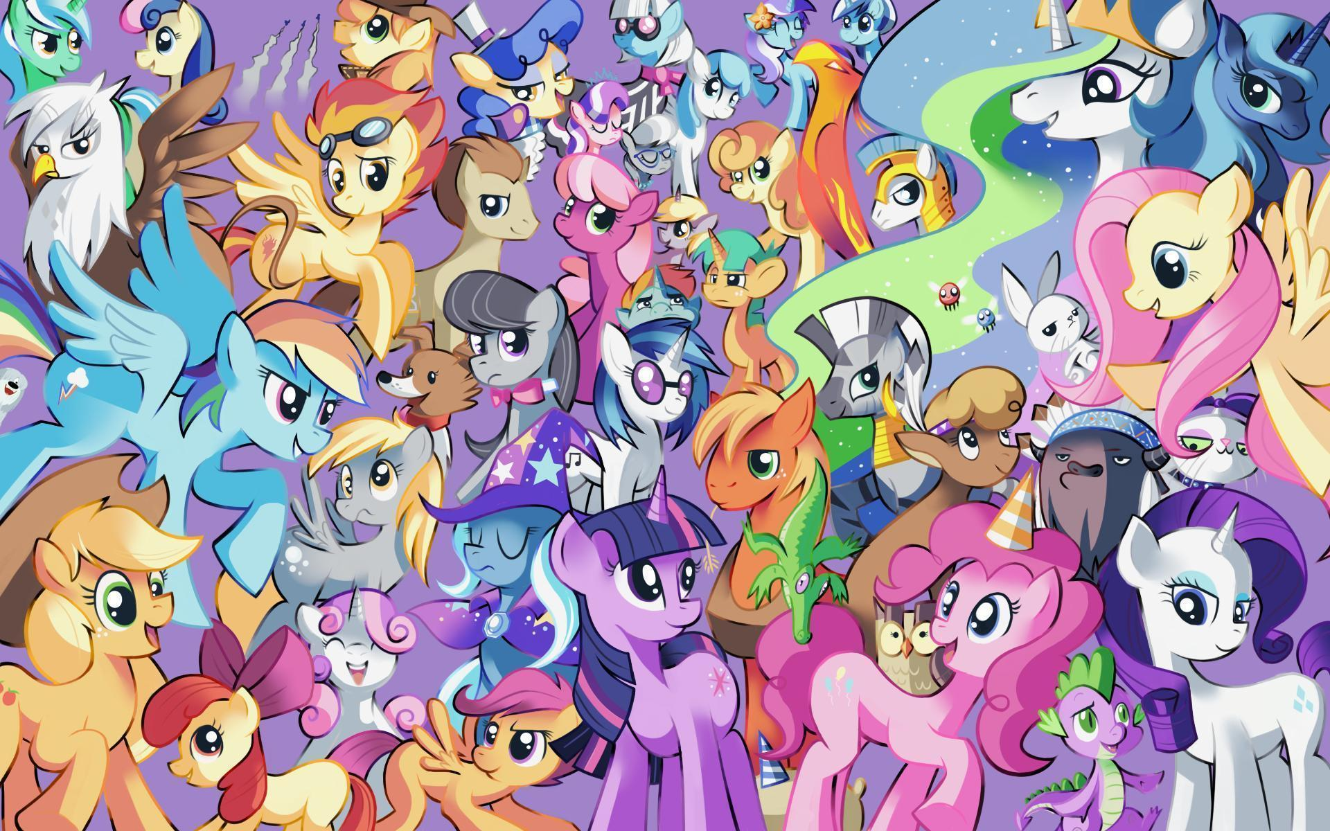 My Little Pony Desktop Wallpapers Top Free My Little Pony