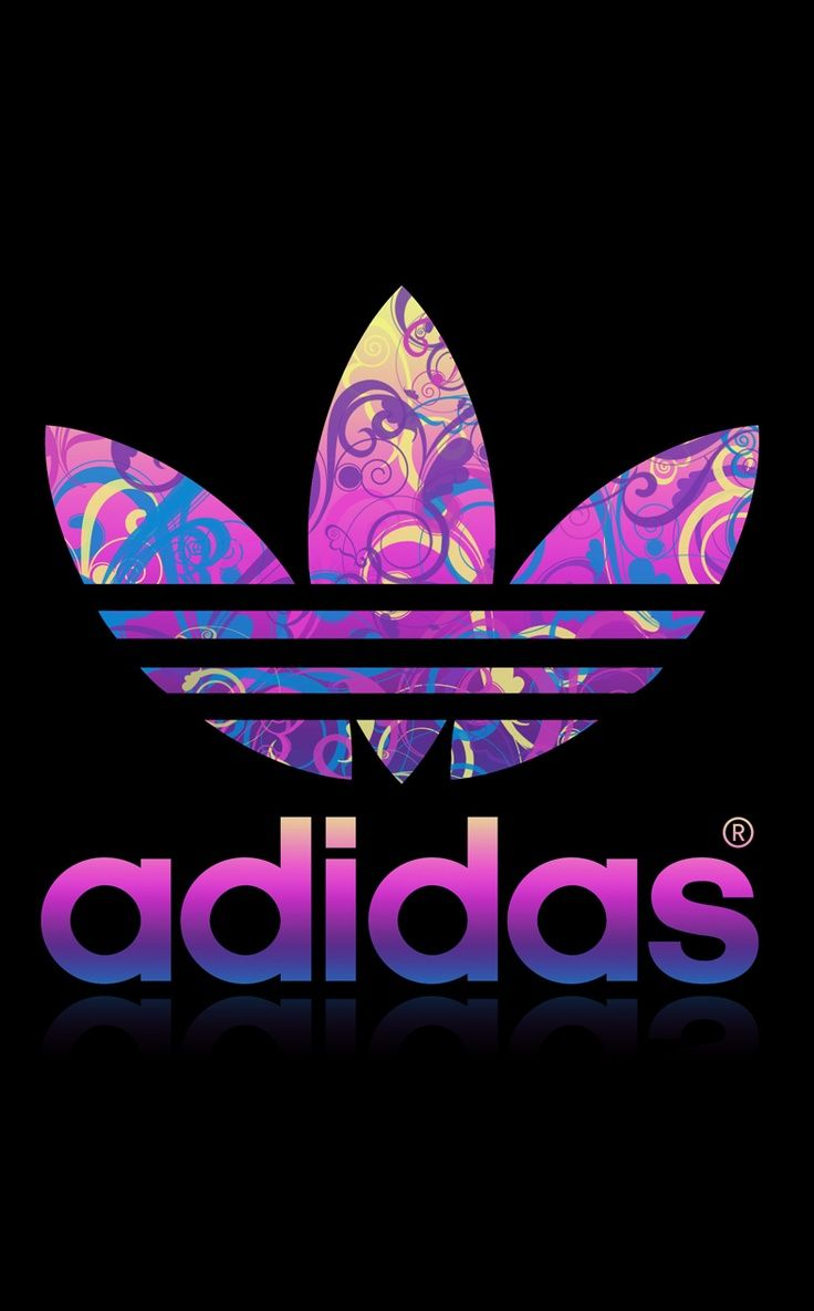 Purple Adidas Logo Wallpapers Top Free Purple Adidas Logo