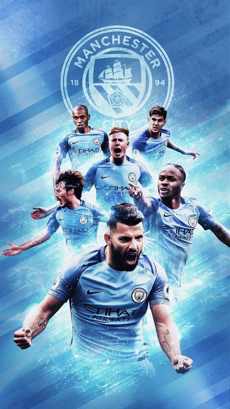 Manchester City Wallpapers Top Free Manchester City Backgrounds Wallpaperaccess