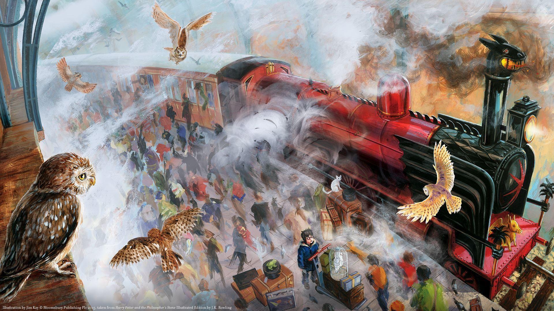 Harry Potter Diagon Alley Concept Art