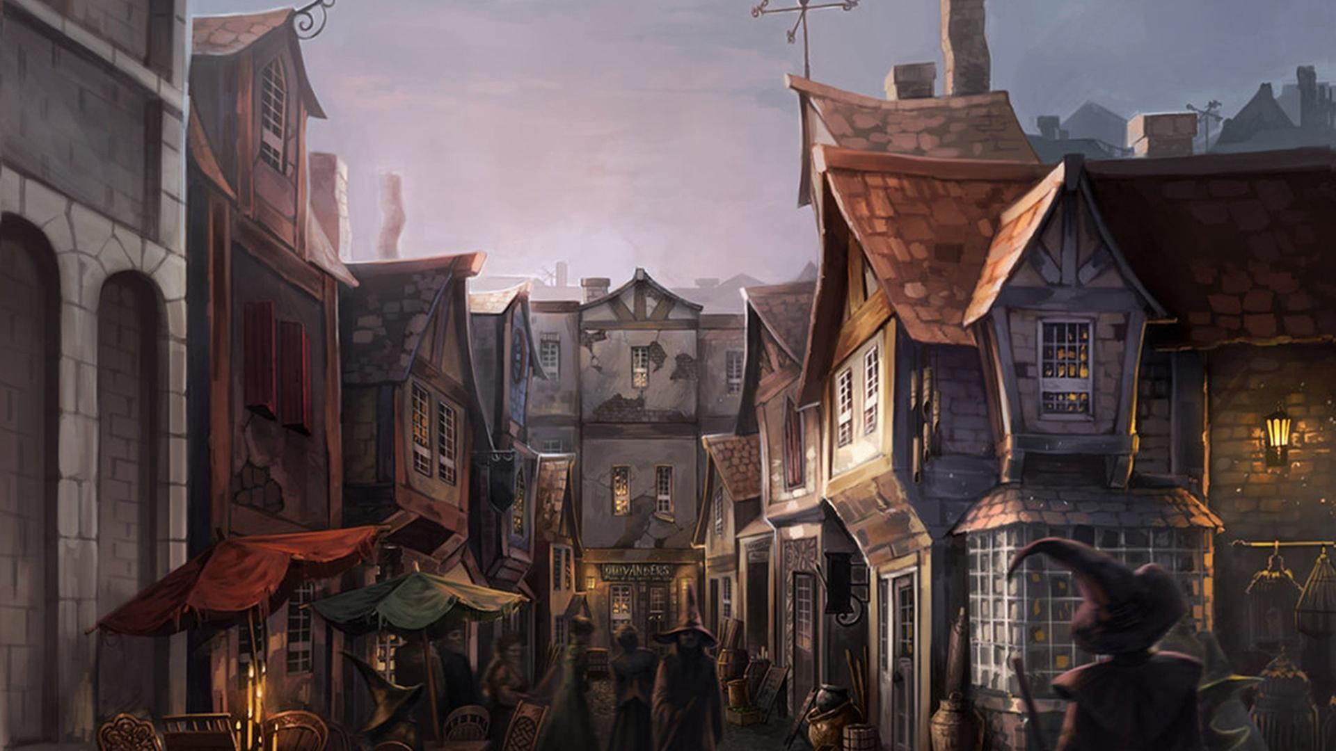 Harry Potter Art Wallpapers Top Free Harry Potter Art Backgrounds Wallpaperaccess