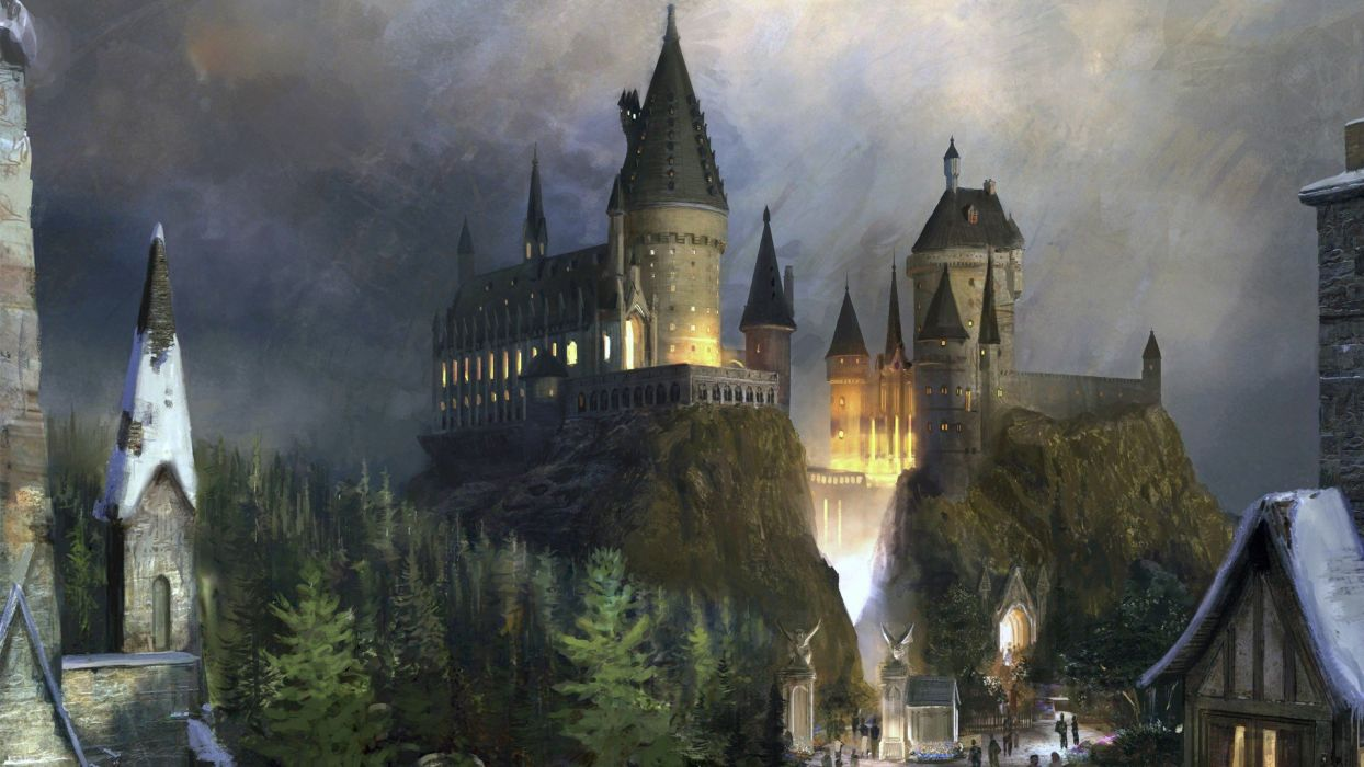 Harry Potter Landscape Wallpaper Wwwtopsimagescom