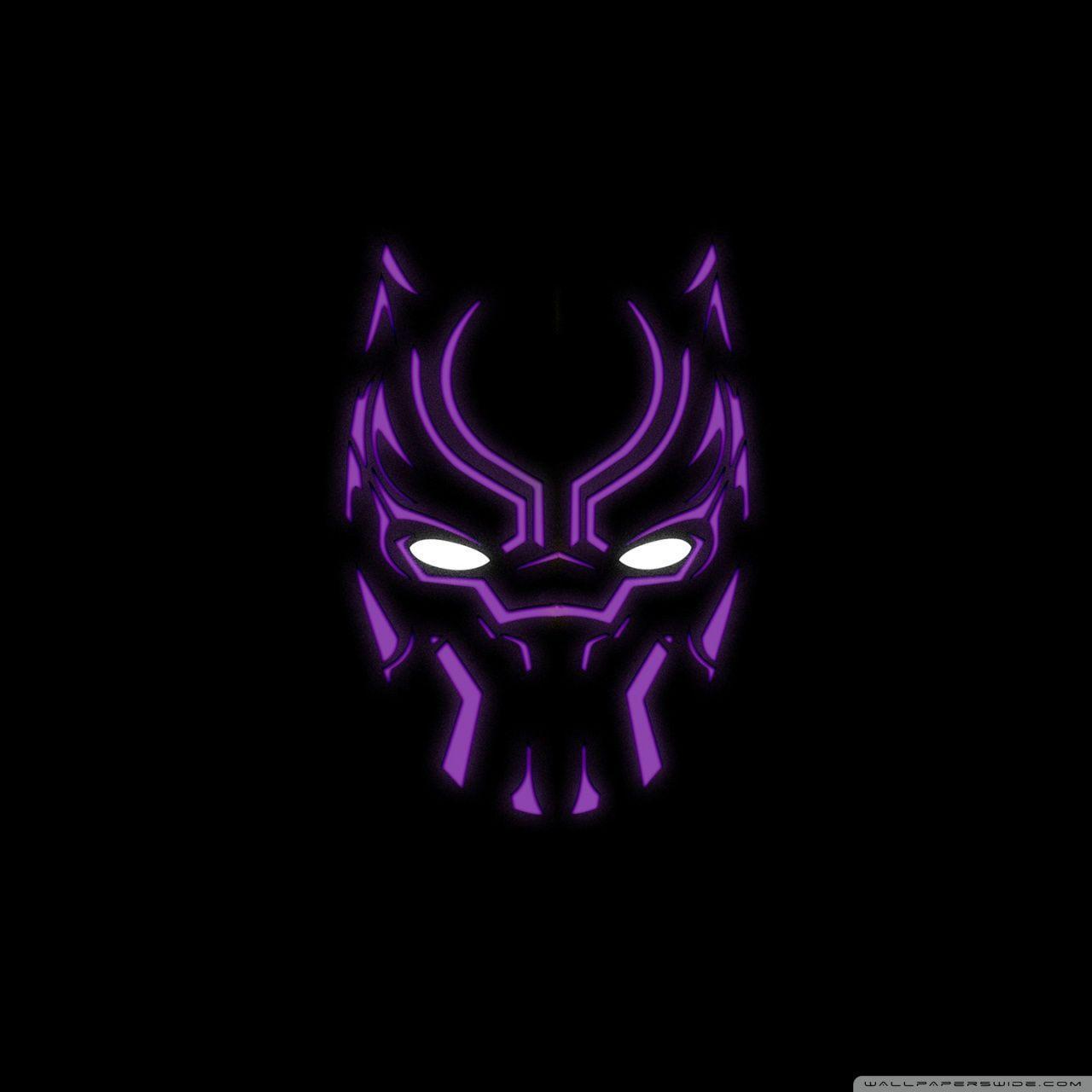 Black Panther Logo Wallpapers - Top Free Black Panther ...