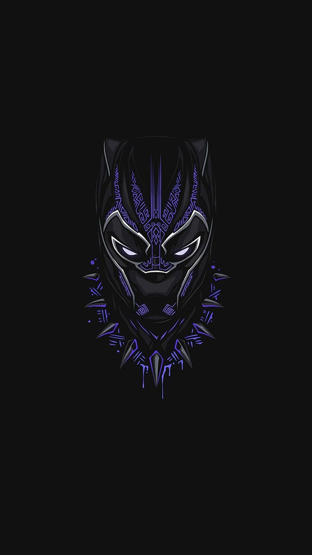 Minimalist Black Panther Wallpapers Top Free Minimalist Black Panther Backgrounds Wallpaperaccess