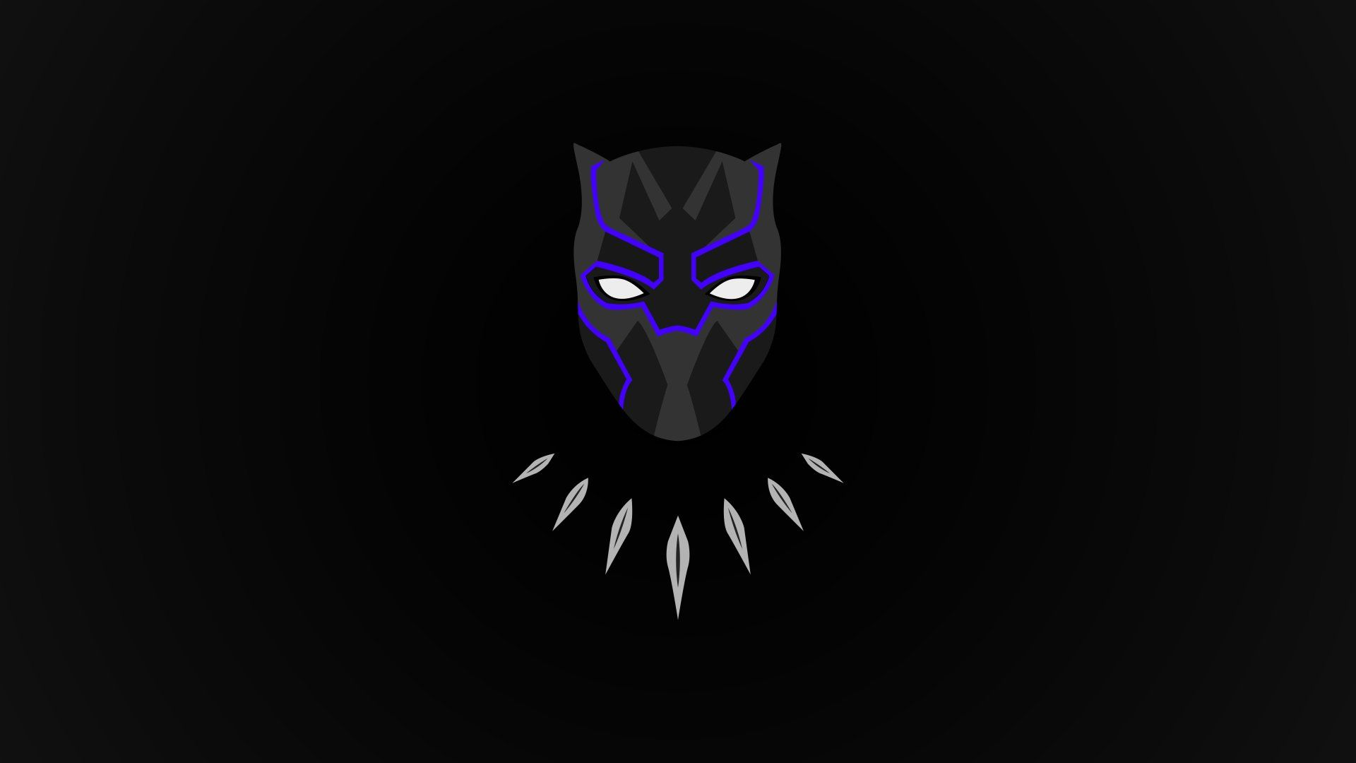 Black Panther Logo Wallpapers Top Free Black Panther Logo Backgrounds Wallpaperaccess