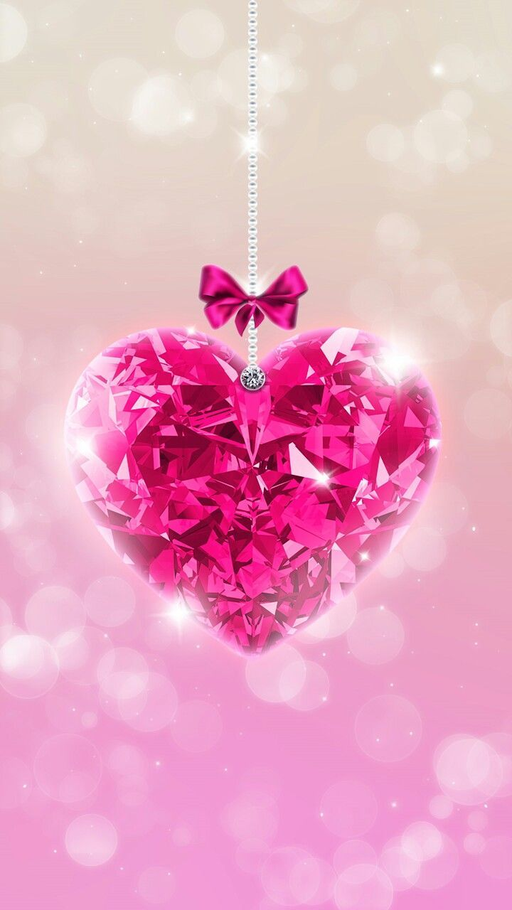 Love Heart Pink Wallpapers Top Free Love Heart Pink Backgrounds