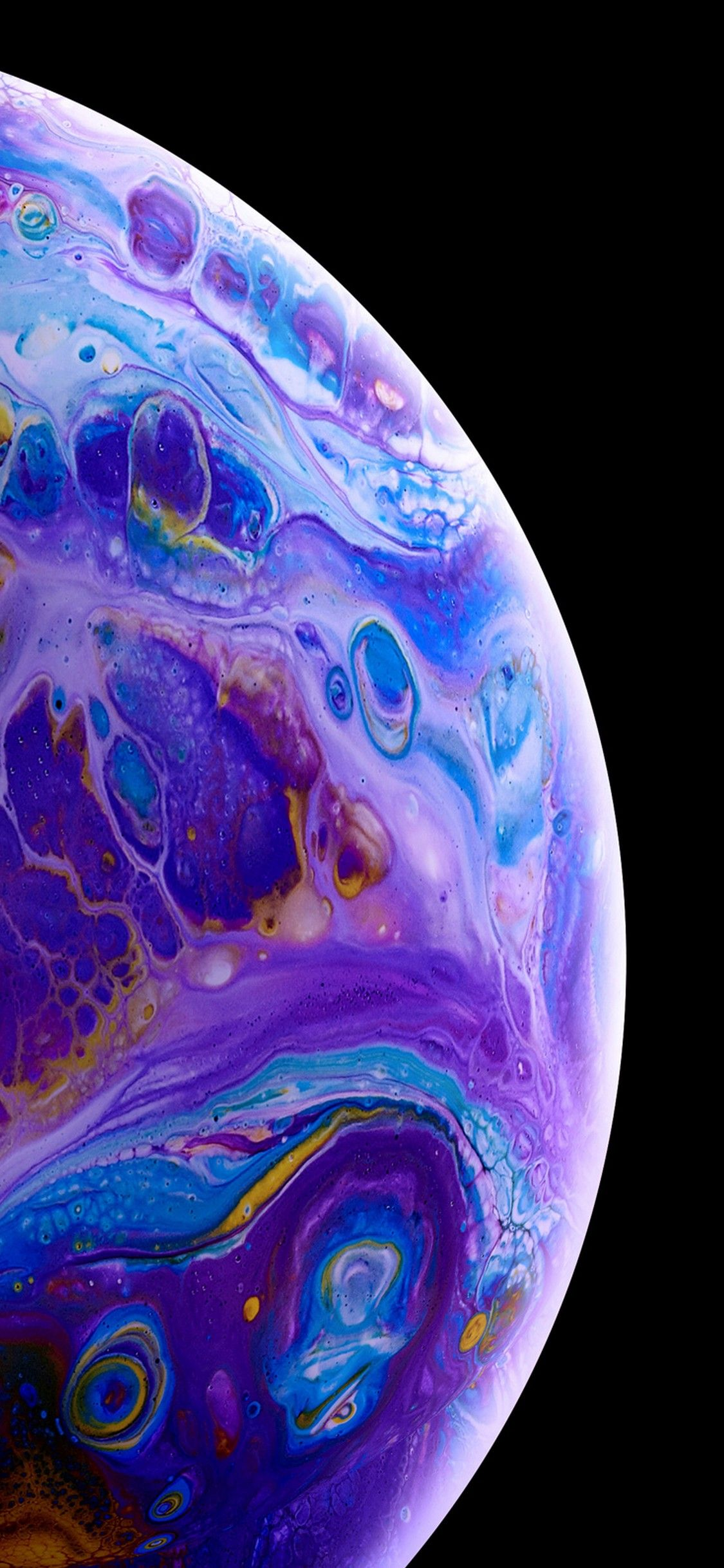 Iphone Xs Planet Wallpapers Top Free Iphone Xs Planet Backgrounds Wallpaperaccess