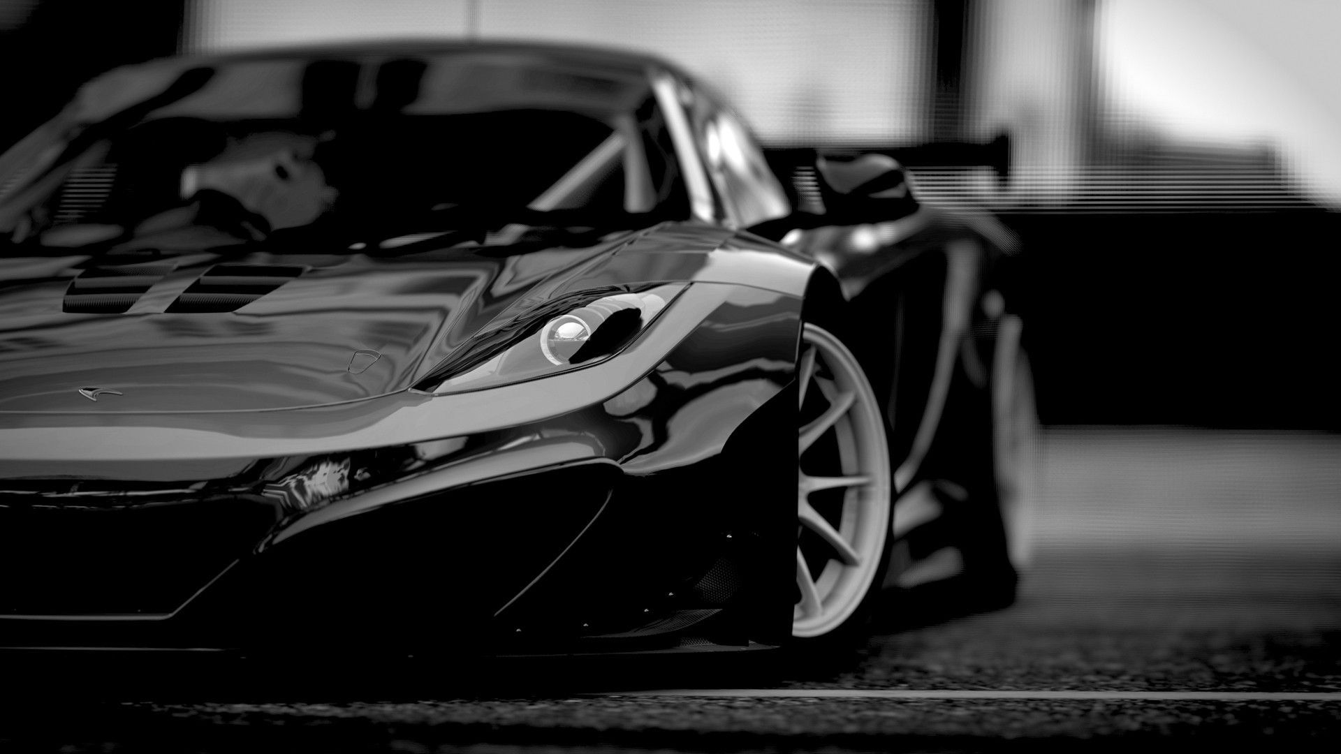 Black And White Car Wallpapers Top Free Black And White Car Backgrounds Wallpaperaccess