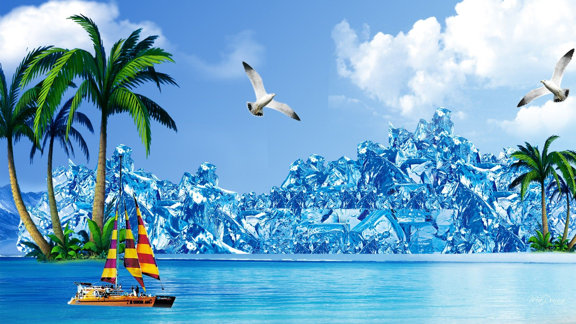 Cool Summer Wallpapers Top Free Cool Summer Backgrounds