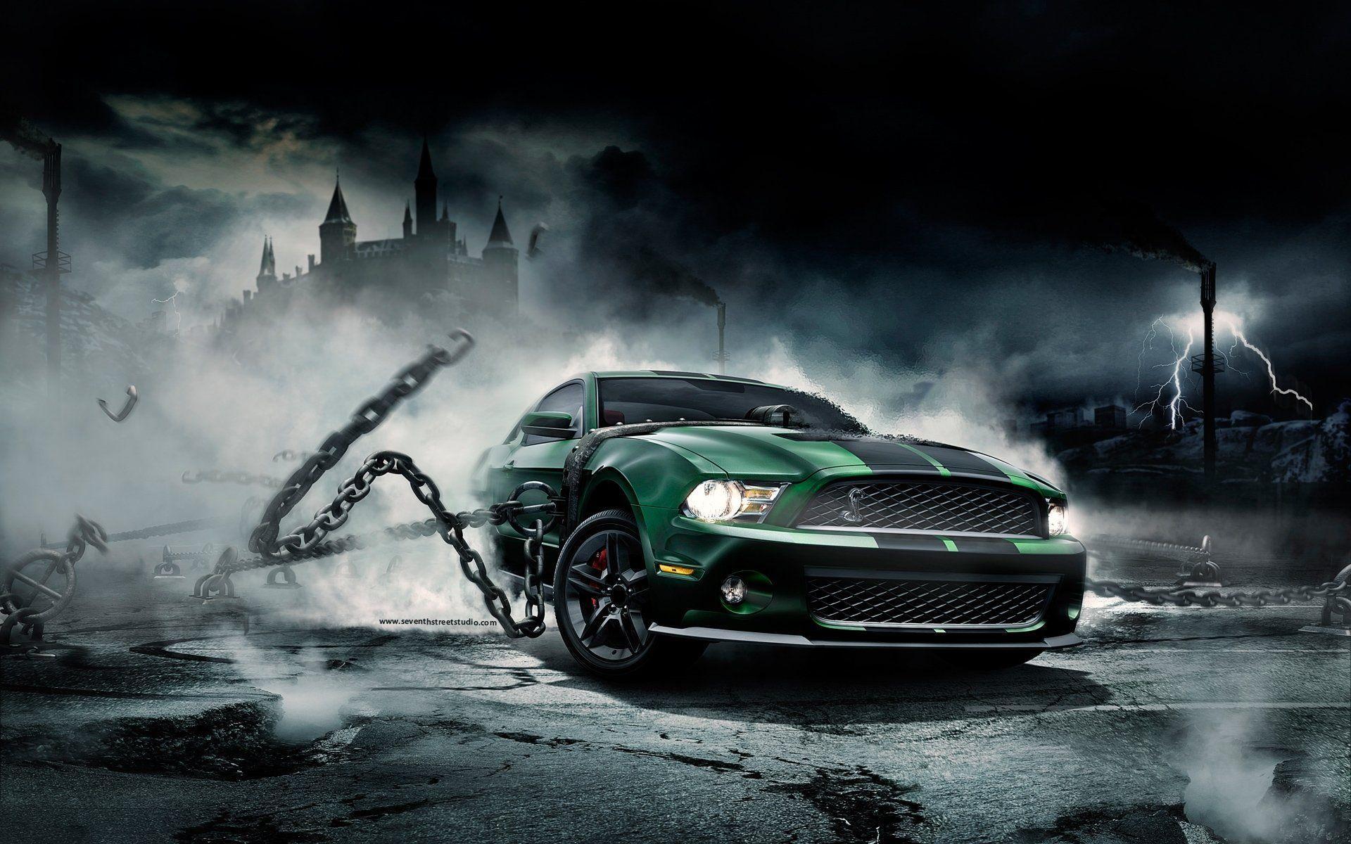 Mustang Car Wallpapers Top Free Mustang Car Backgrounds Wallpaperaccess