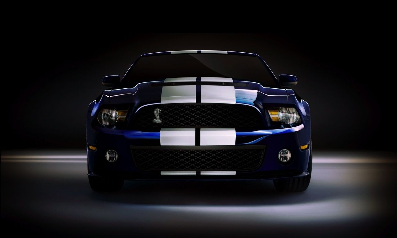 Ford Mustang Blue Laptop Wallpapers Top Free Ford Mustang