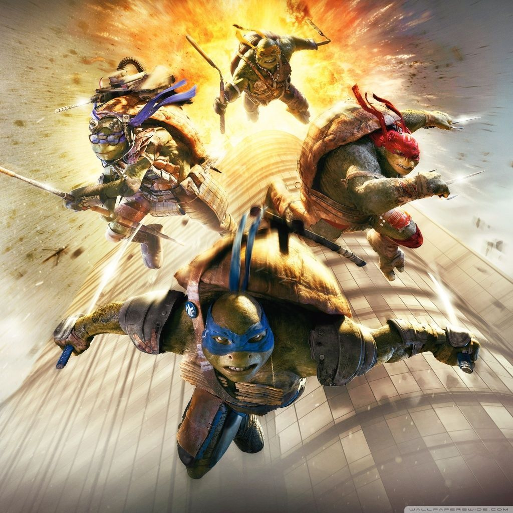 Ninja Turtles Wallpaper: Ninja Turtles 2 Wallpapers