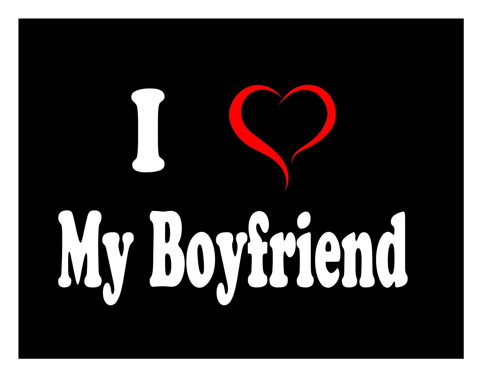 Boyfriend my My boyfriend,