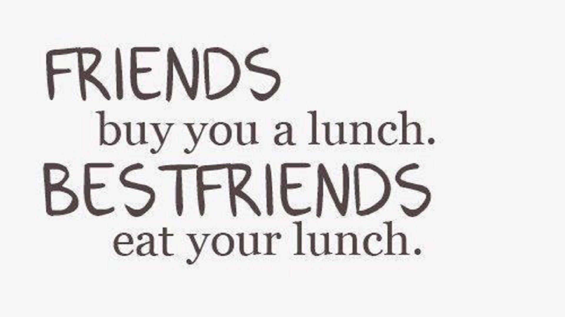1920x1080 Best Friend Quotes hình nền