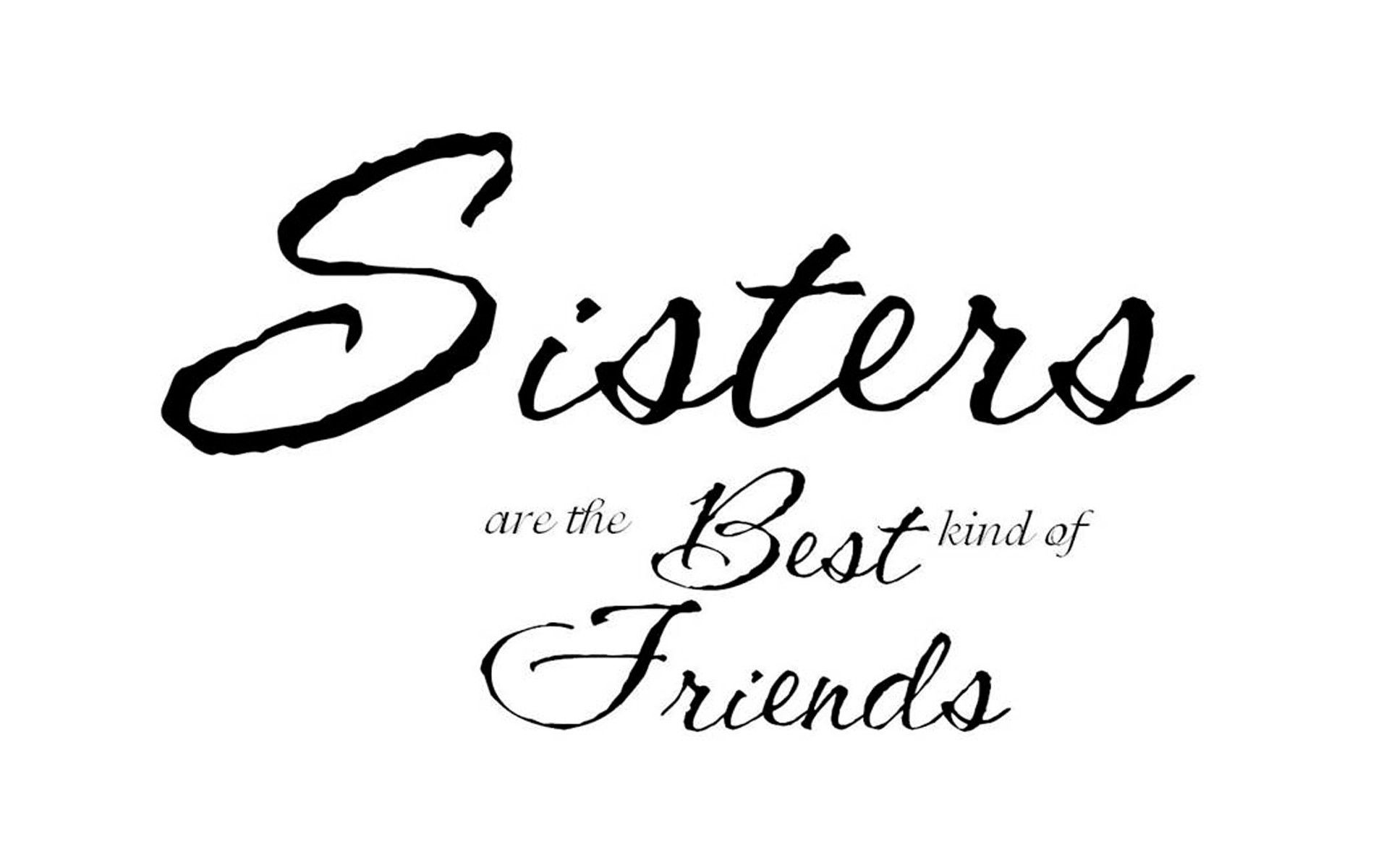 Sister Wallpapers Top Free Sister Backgrounds Wallpaperaccess