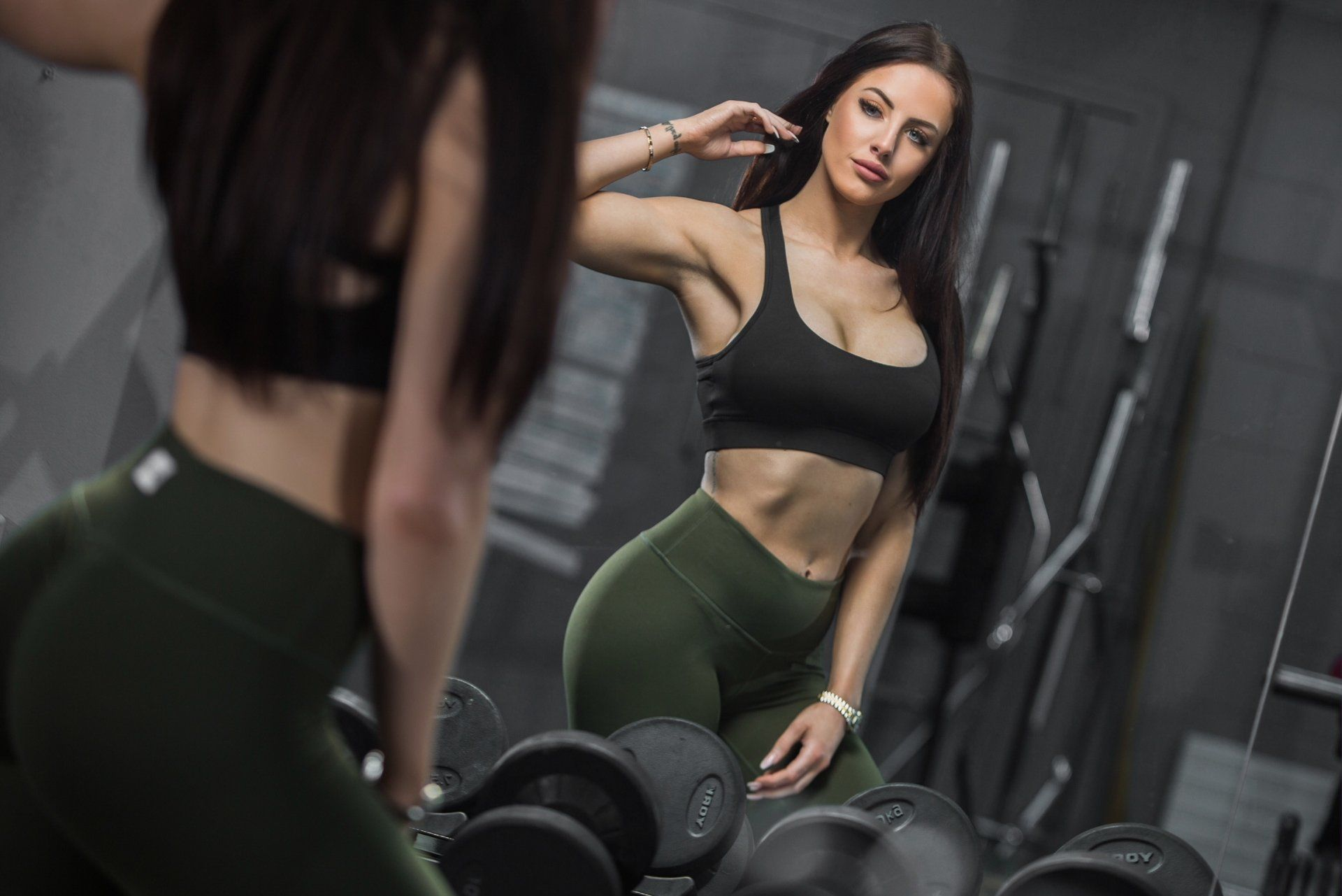 Gym Girl Wallpapers Top Free Gym Girl Backgrounds