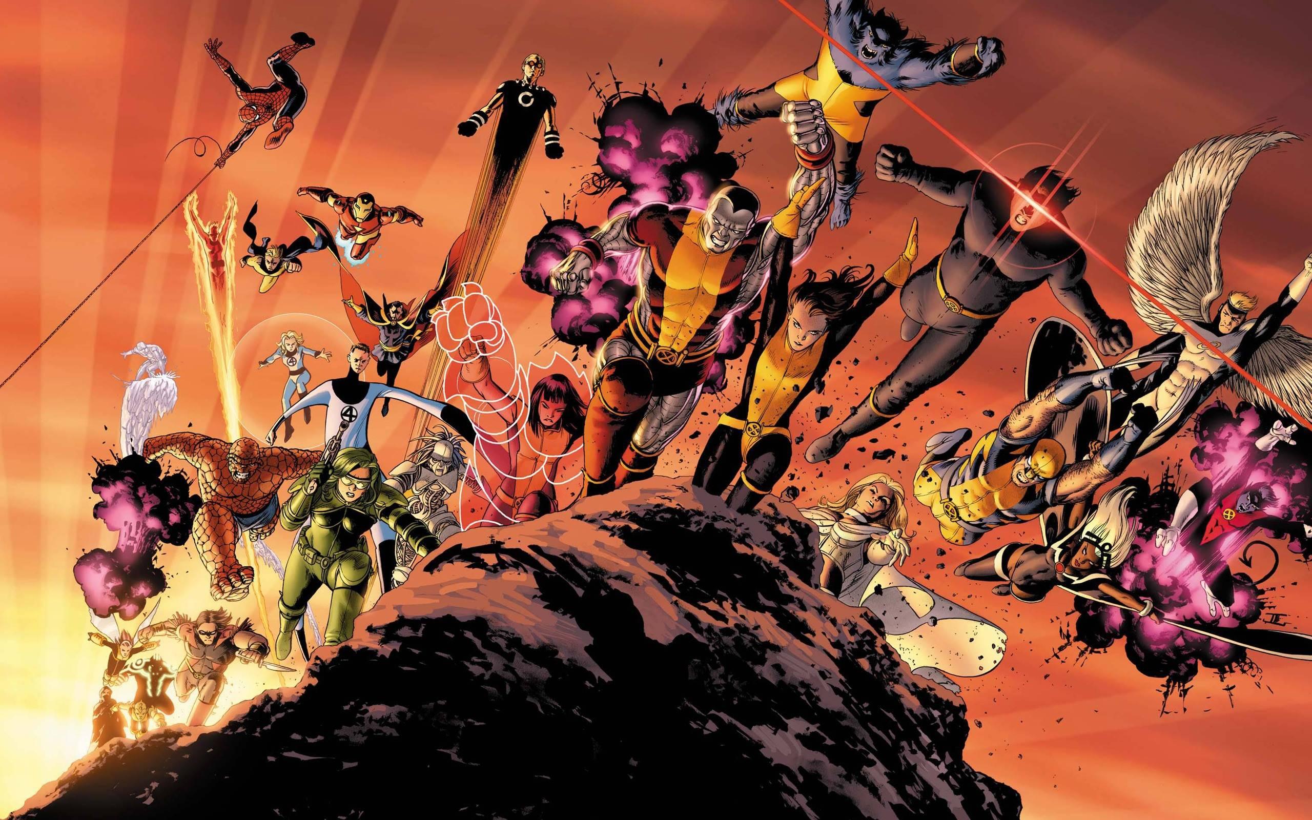 X Men Anime 4k Wallpapers Top Free X Men Anime 4k Backgrounds