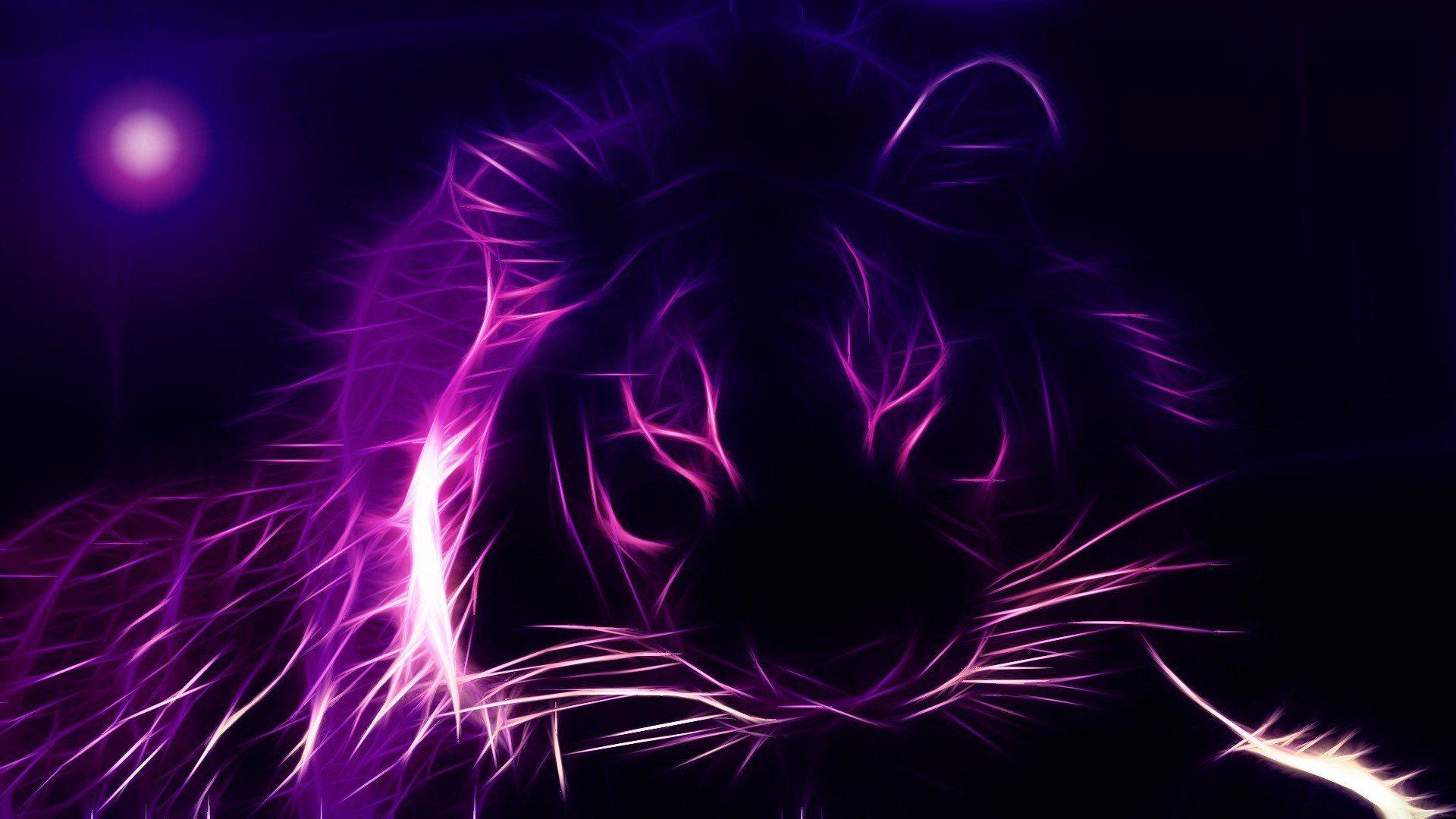 Neon Purple Wallpapers Top Free Neon Purple Backgrounds Wallpaperaccess