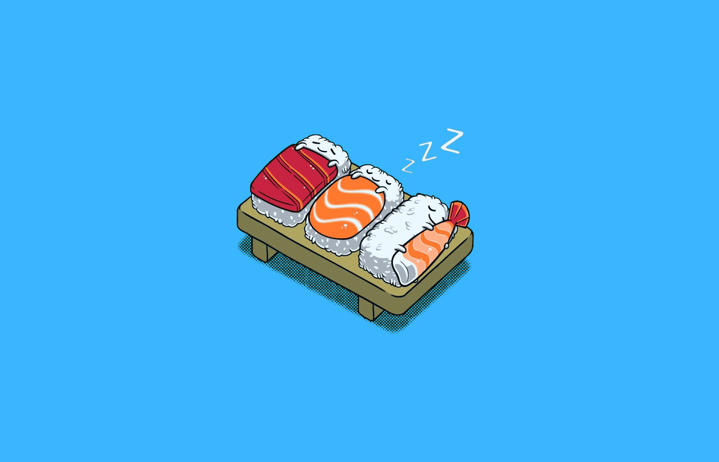 Cartoon Sushi Wallpapers Top Free Cartoon Sushi
