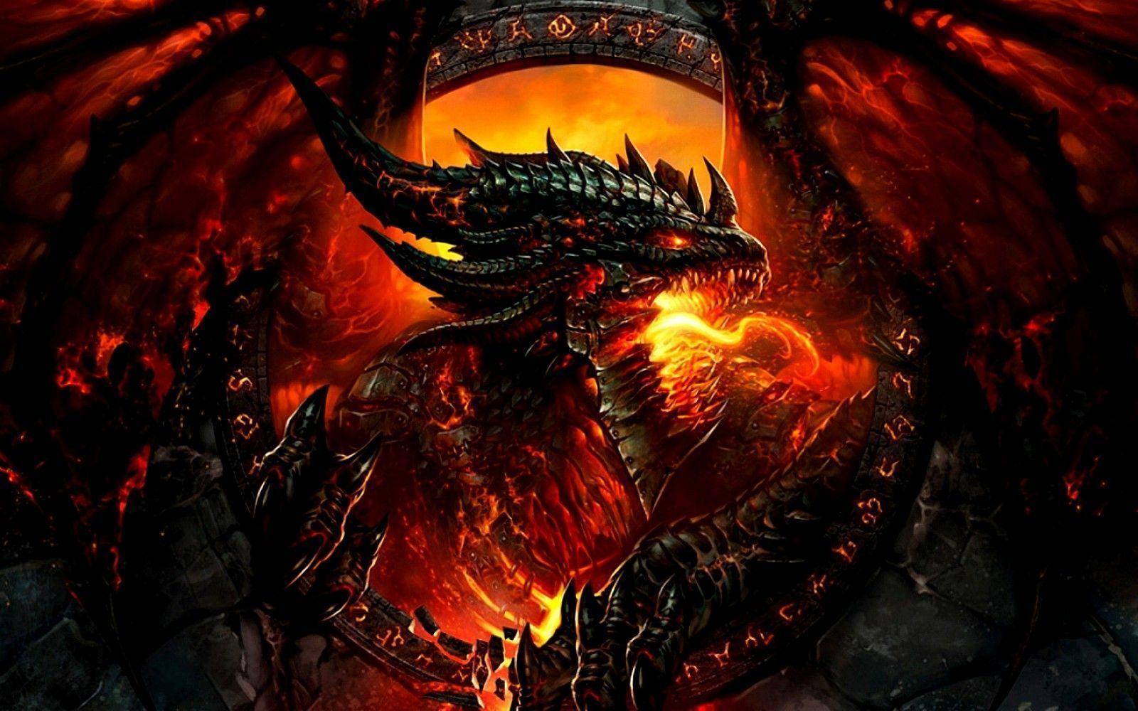 Cool Dragon Desktop Wallpapers Top Free Cool Dragon