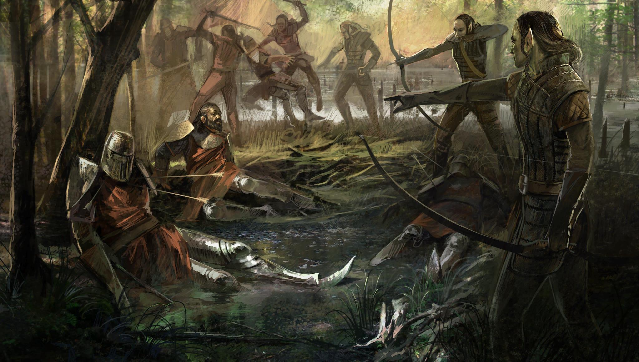 Elves Wallpapers Top Free Elves Backgrounds Wallpaperaccess