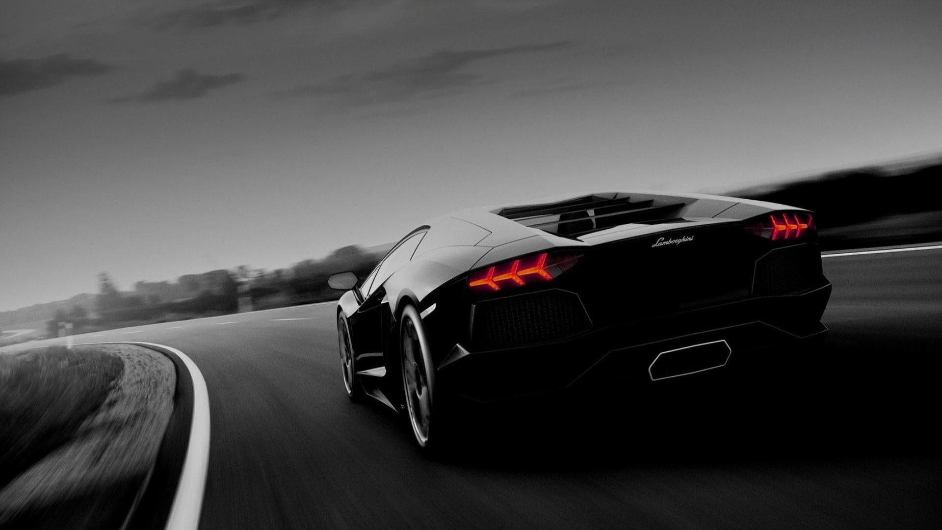 Black Lambo Wallpapers , Top Free Black Lambo Backgrounds