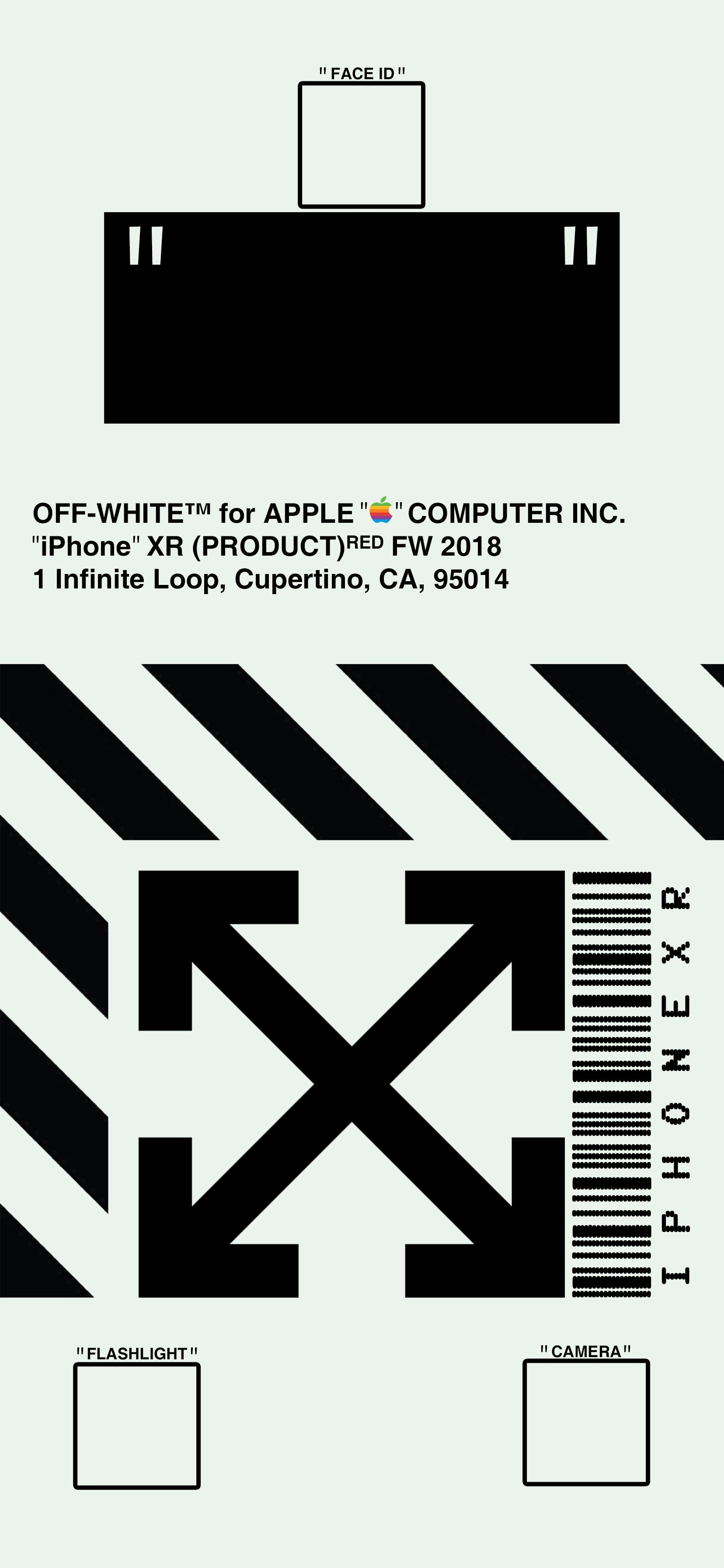 Off White Iphone Wallpapers Top Free Off White Iphone