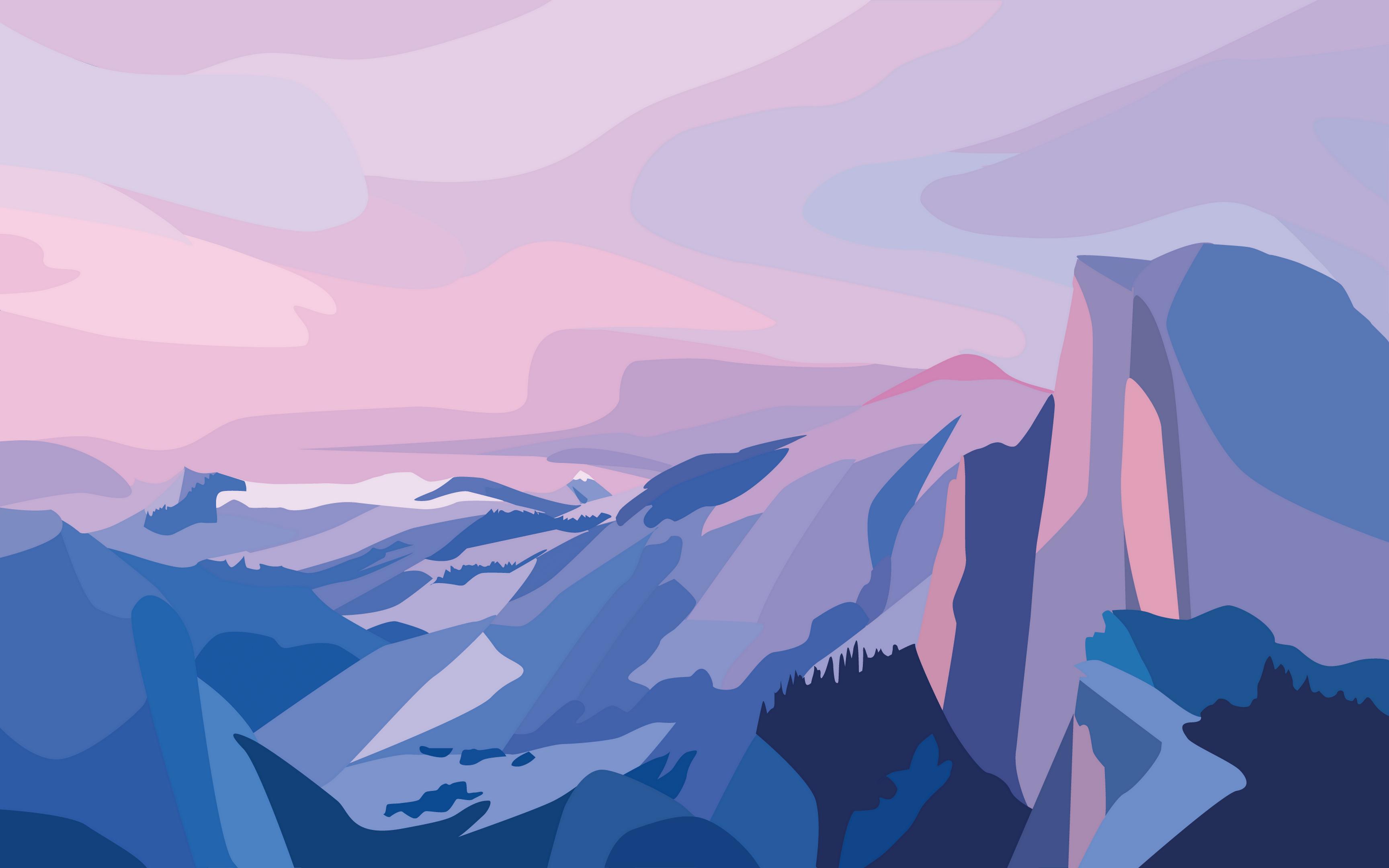 Pastel Blue Aesthetic Desktop Wallpapers - Top Free Pastel ...
