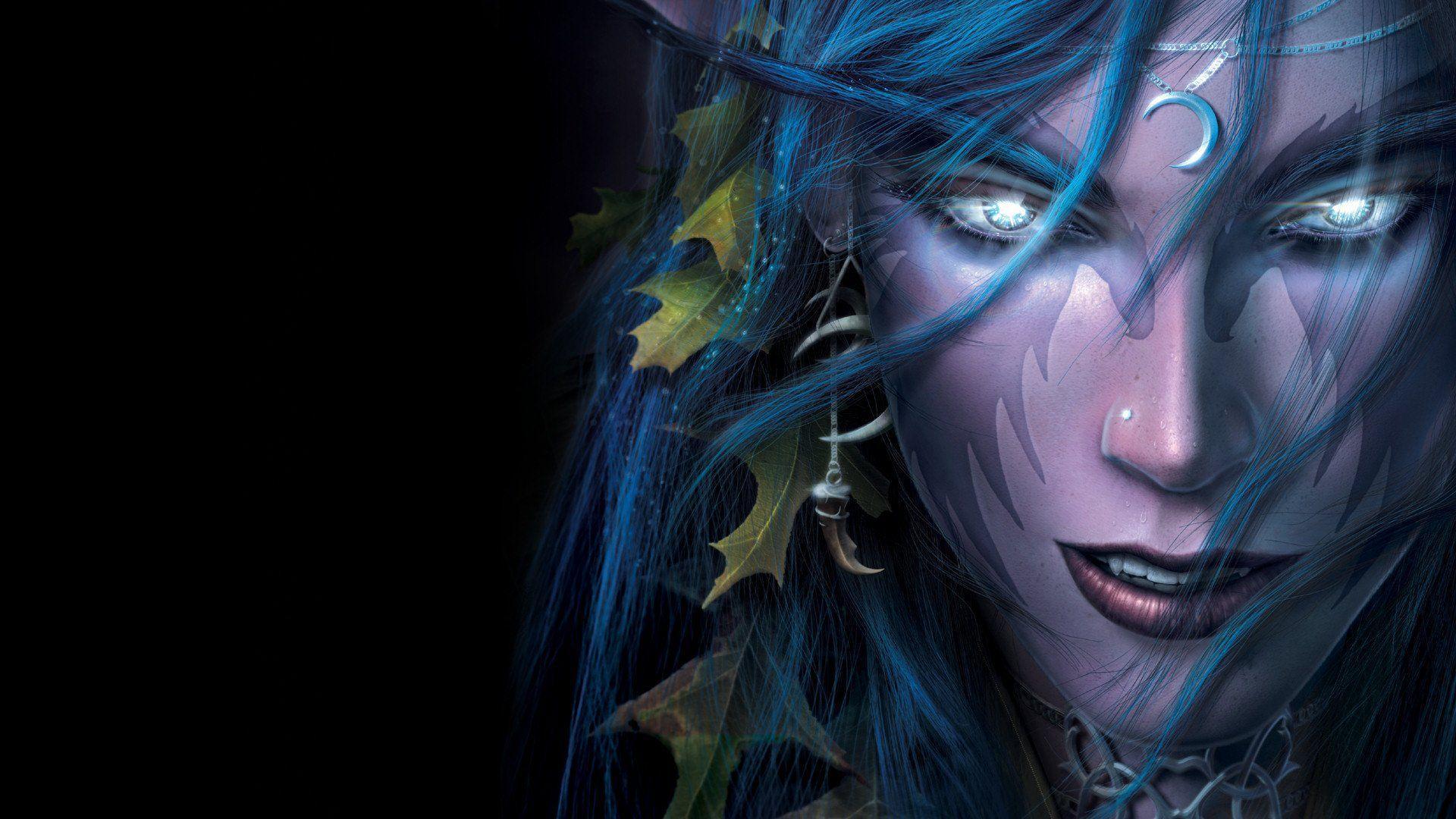 Warcraft Elf Wallpapers Top Free Warcraft Elf Backgrounds