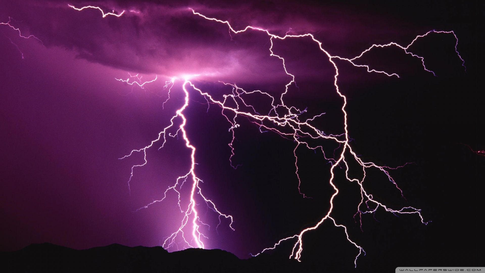 Lightning HD Desktop Wallpapers - Top ...